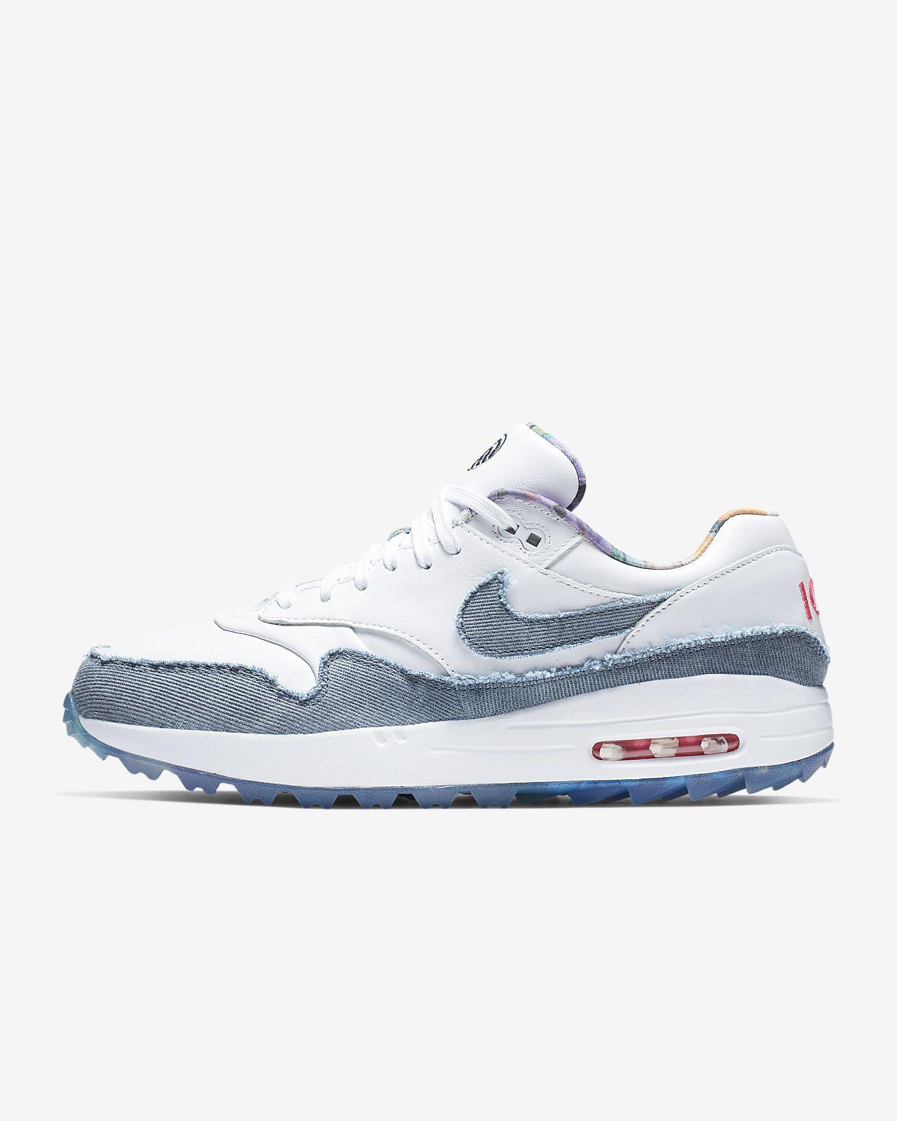 new style a9d23 d57ad Nike Air Max 1G NRG Men's Golf Shoe. Nike.com GB