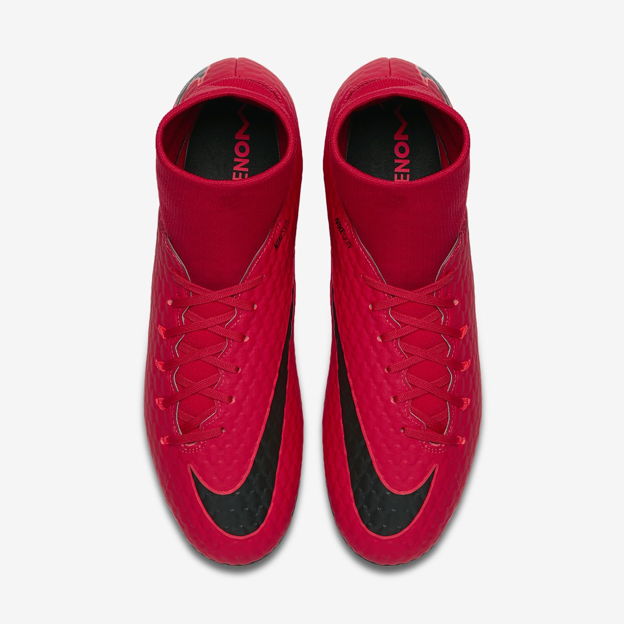 ... Chaussure de football à crampons pour terrain synthétique Nike  Hypervenom Phelon 3 Dynamic Fit AG-