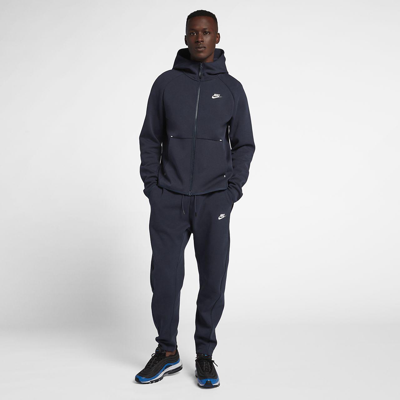 Nike Tech Fleece Jogging Pants New Dark Obsidian 928507 451 Innovatis Suisse Ch