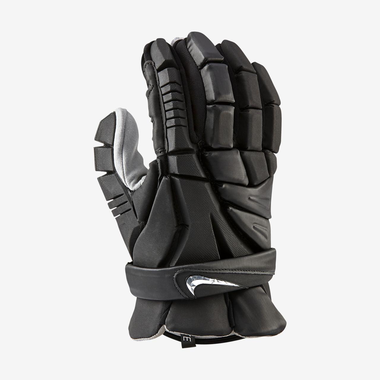 Nike Vapor Elite Men s Lacrosse Gloves. Nike.com 7a3d021f4a