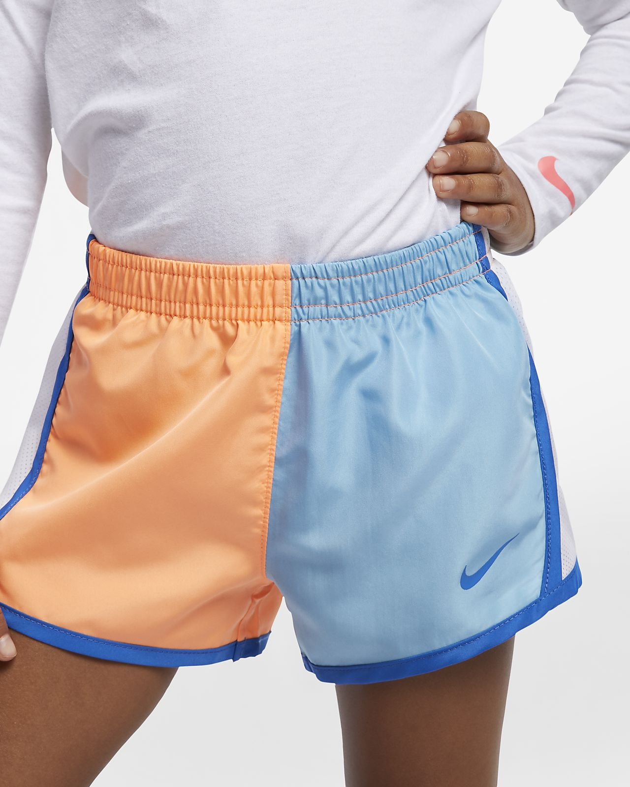 86a60a56c2 Nike Dri-FIT Tempo Little Kids' Shorts. Nike.com