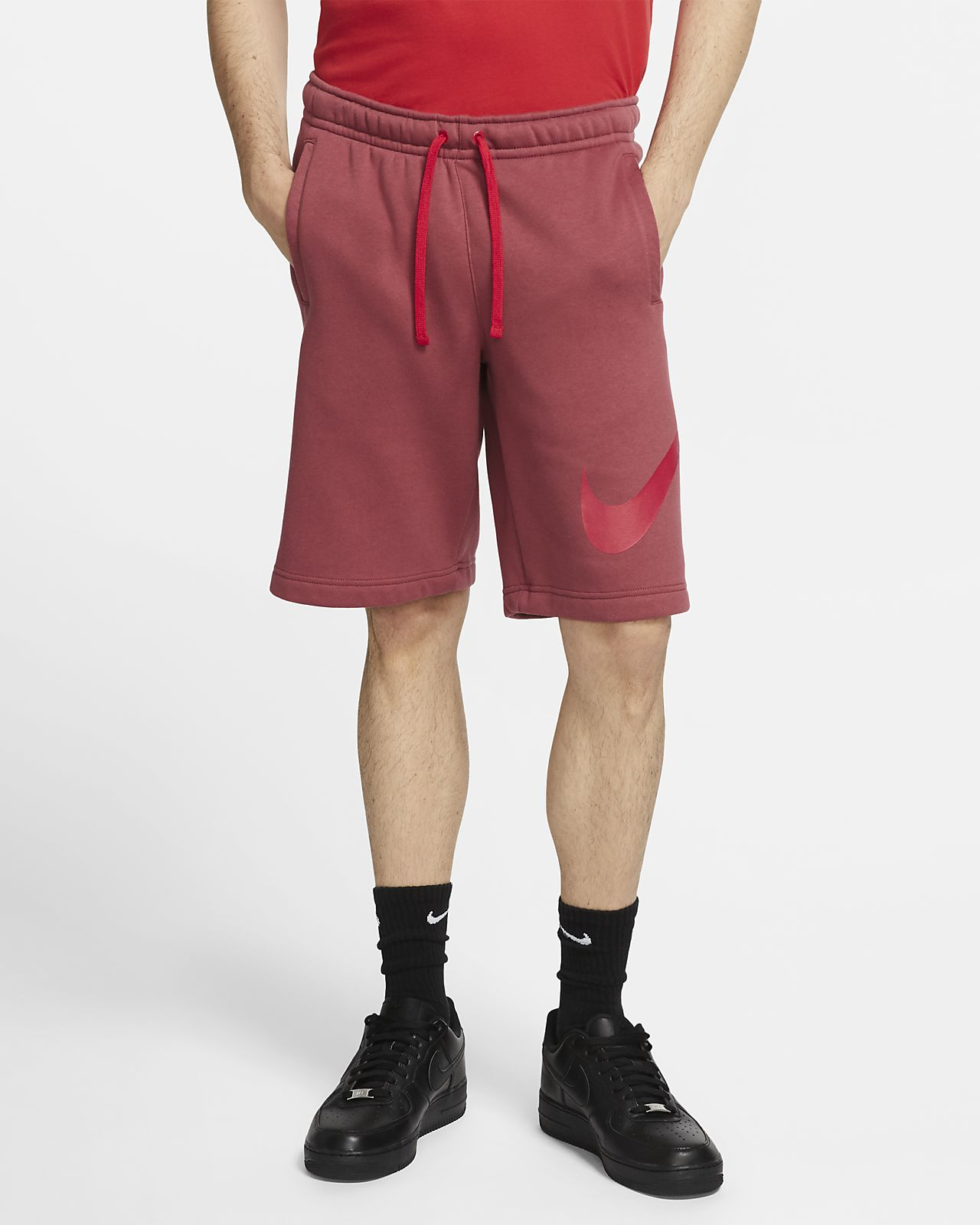 875a6bfac66 Nike Sportswear Club Fleece Men's Shorts