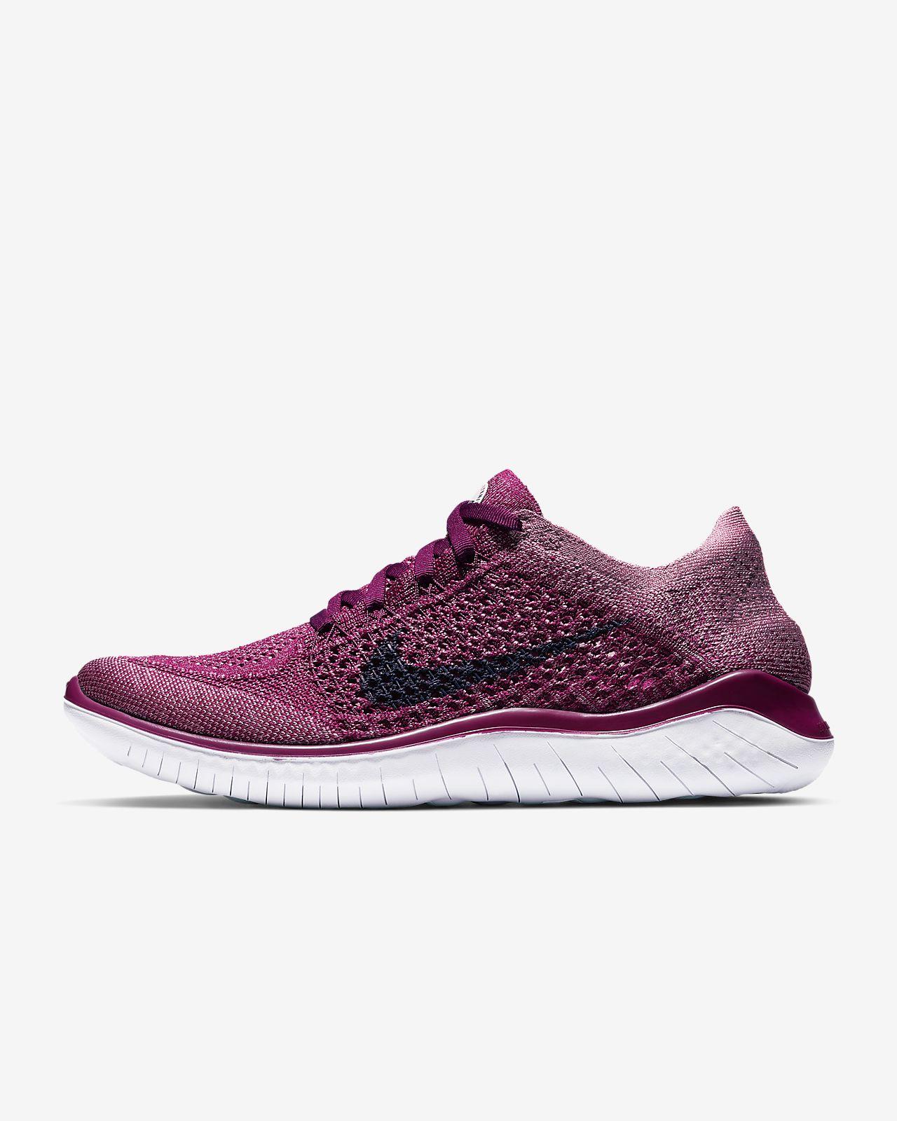 รองเท้าวิ่งผู้หญิง Nike Free RN Flyknit 2018