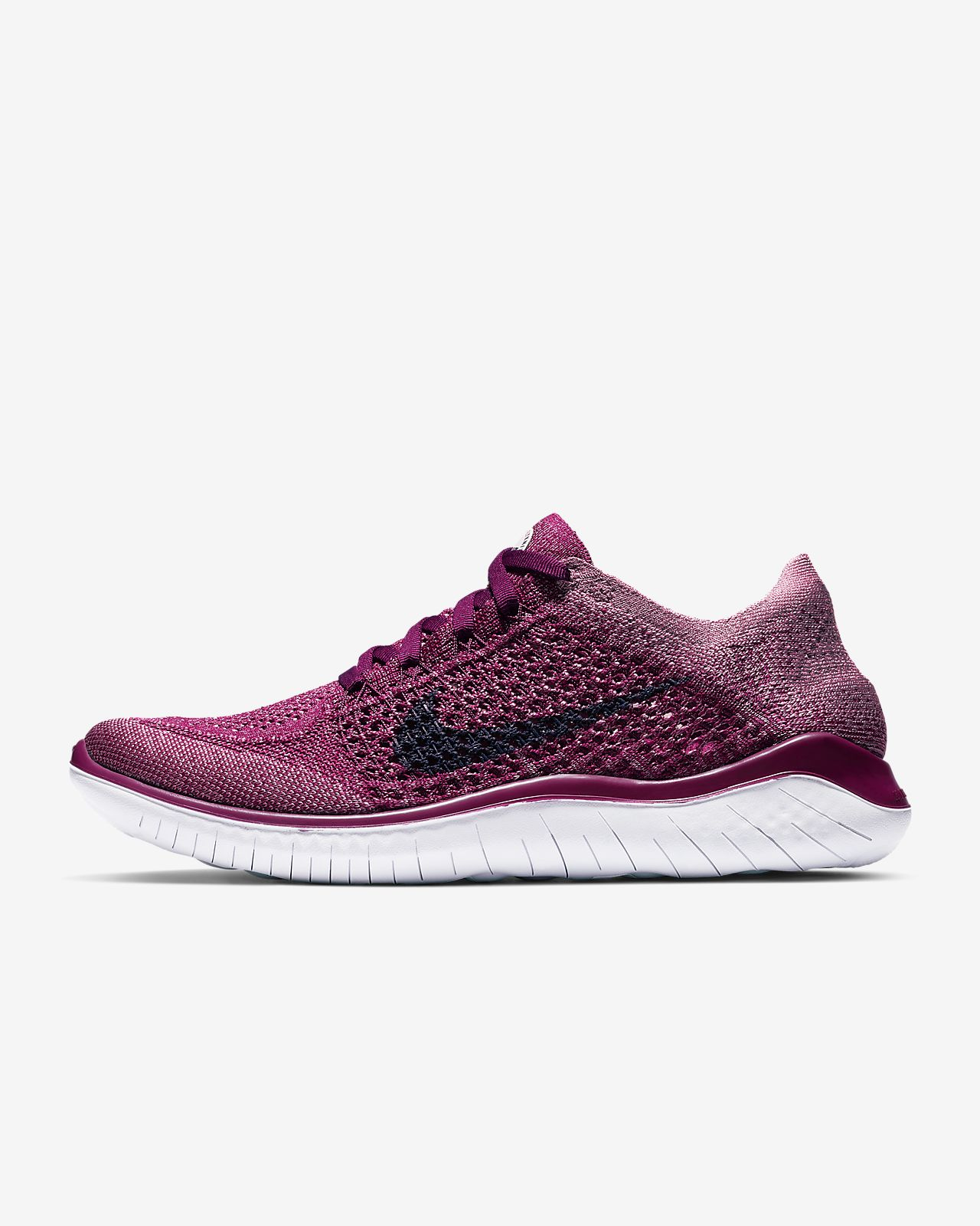 Nike Free RN 2018 Women's Running Shoe Philippines Guava Ice Rust Pink Sail Pink Tint