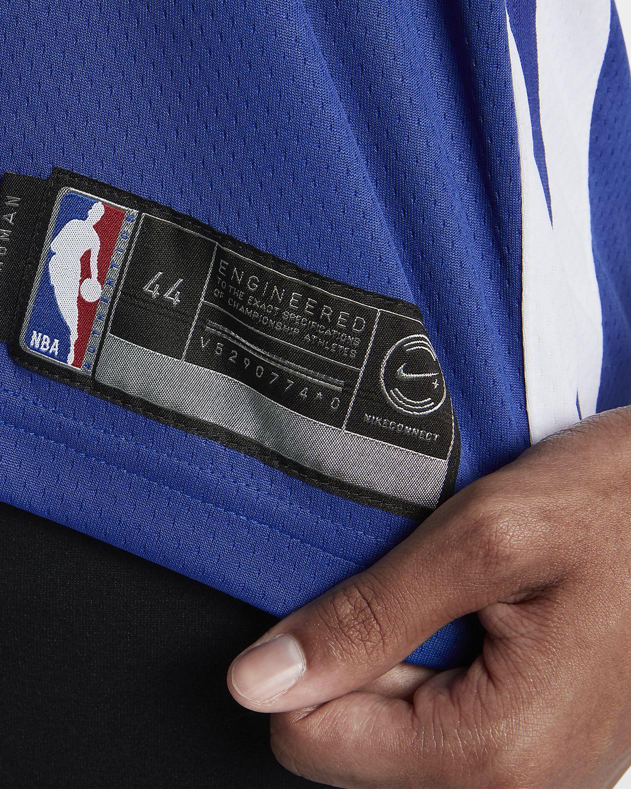 1da7edb53aa ... Kevin Durant Icon Edition Swingman (Golden State Warriors) Men s Nike  NBA Connected Jersey