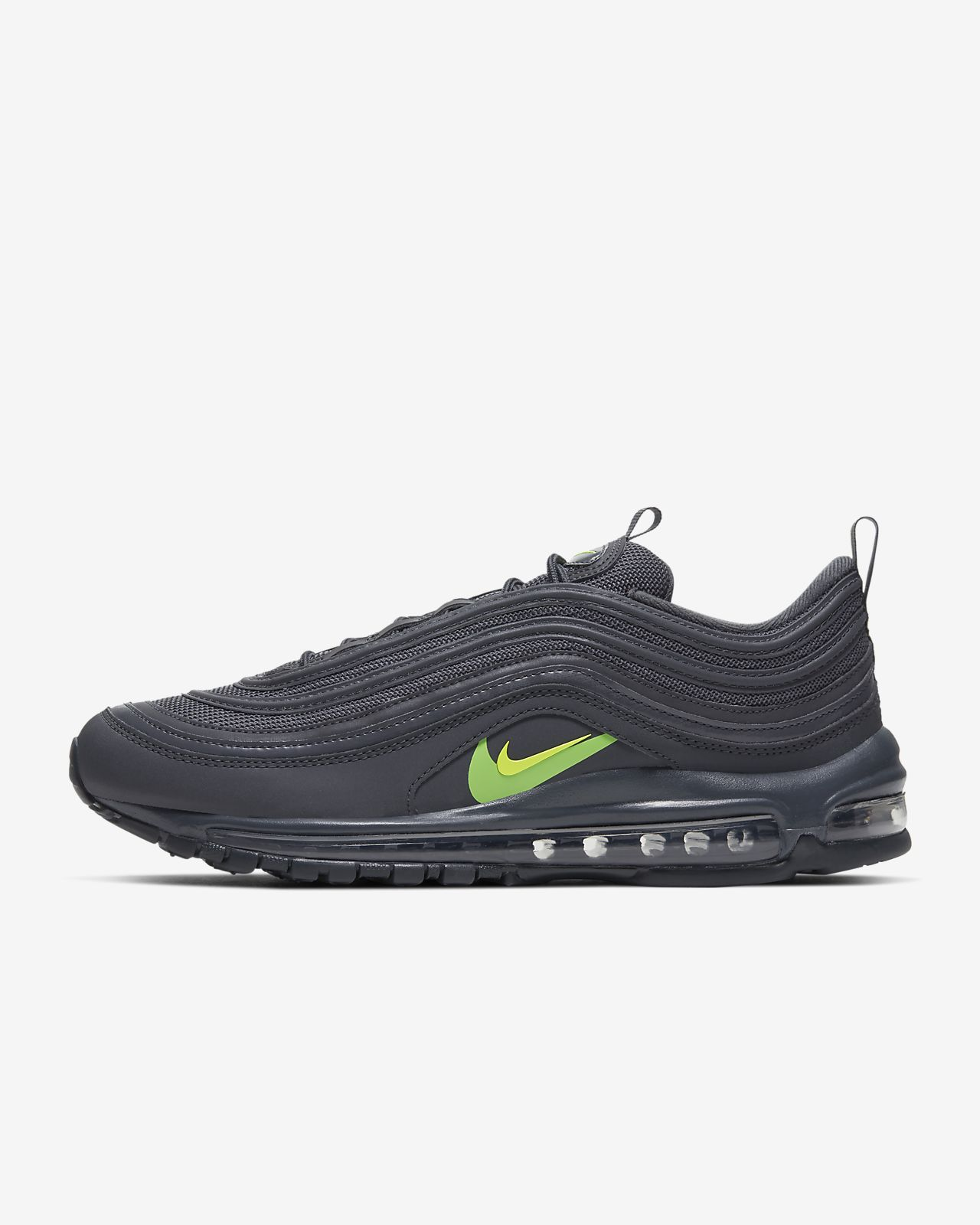 nike air max 97 black herren sale
