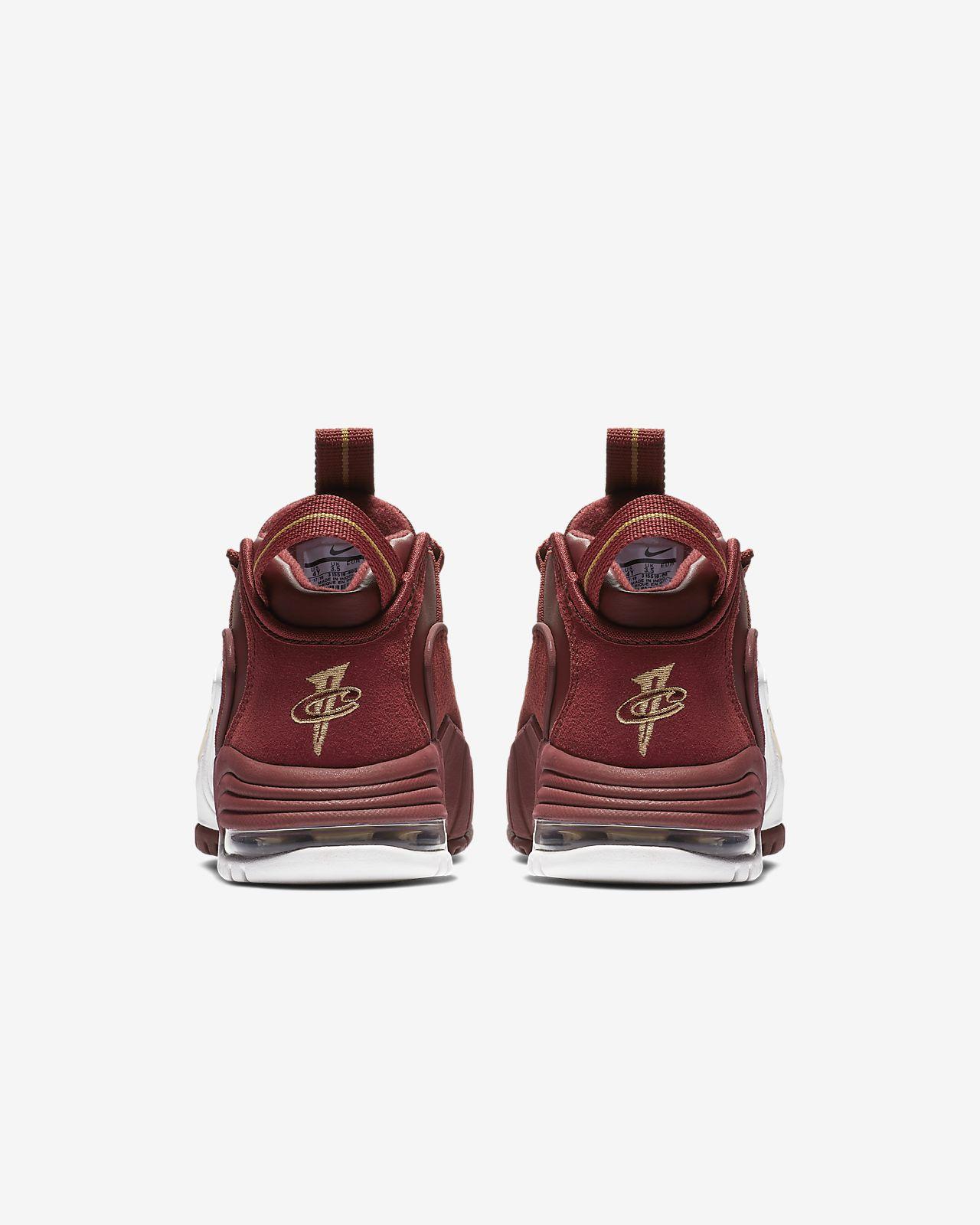 pretty nice 31361 1553a ... Nike Air Max Penny Big Kids  Shoe