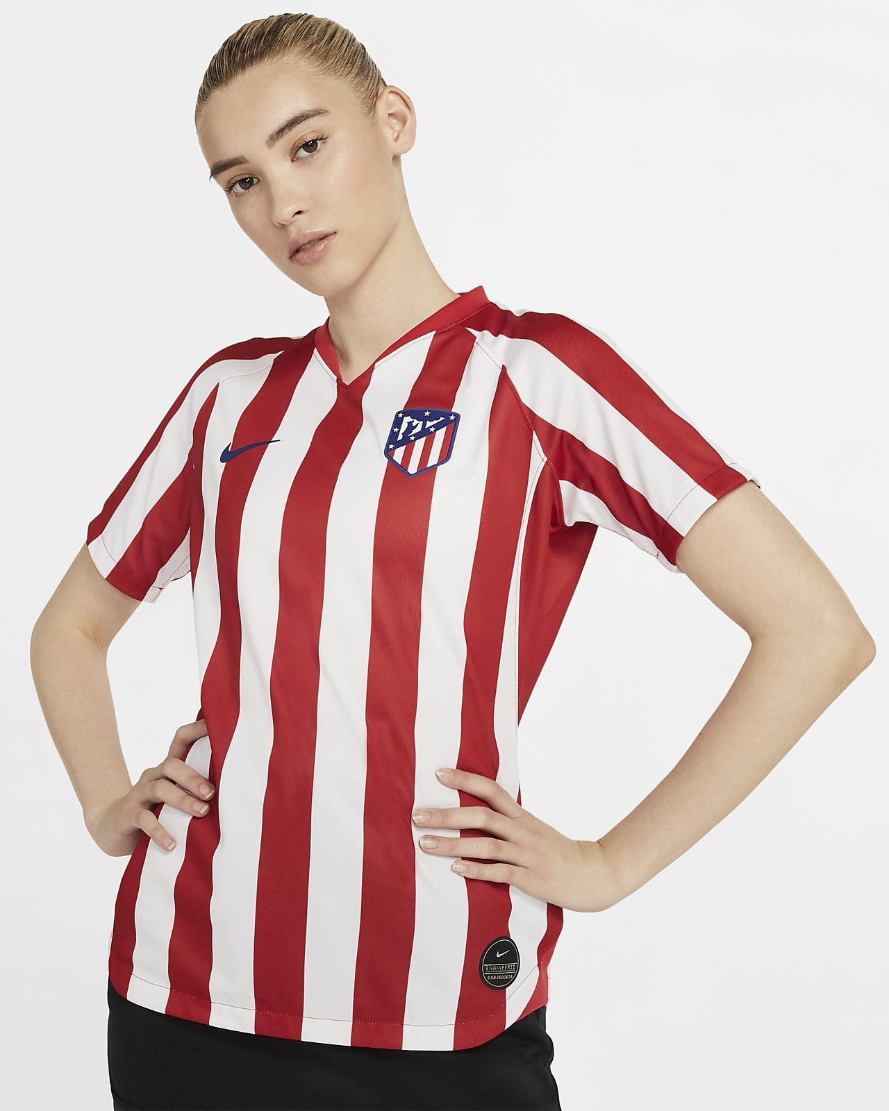 Atlético de Madrid 2019/20 Stadium Home Damen-Fußballtrikot