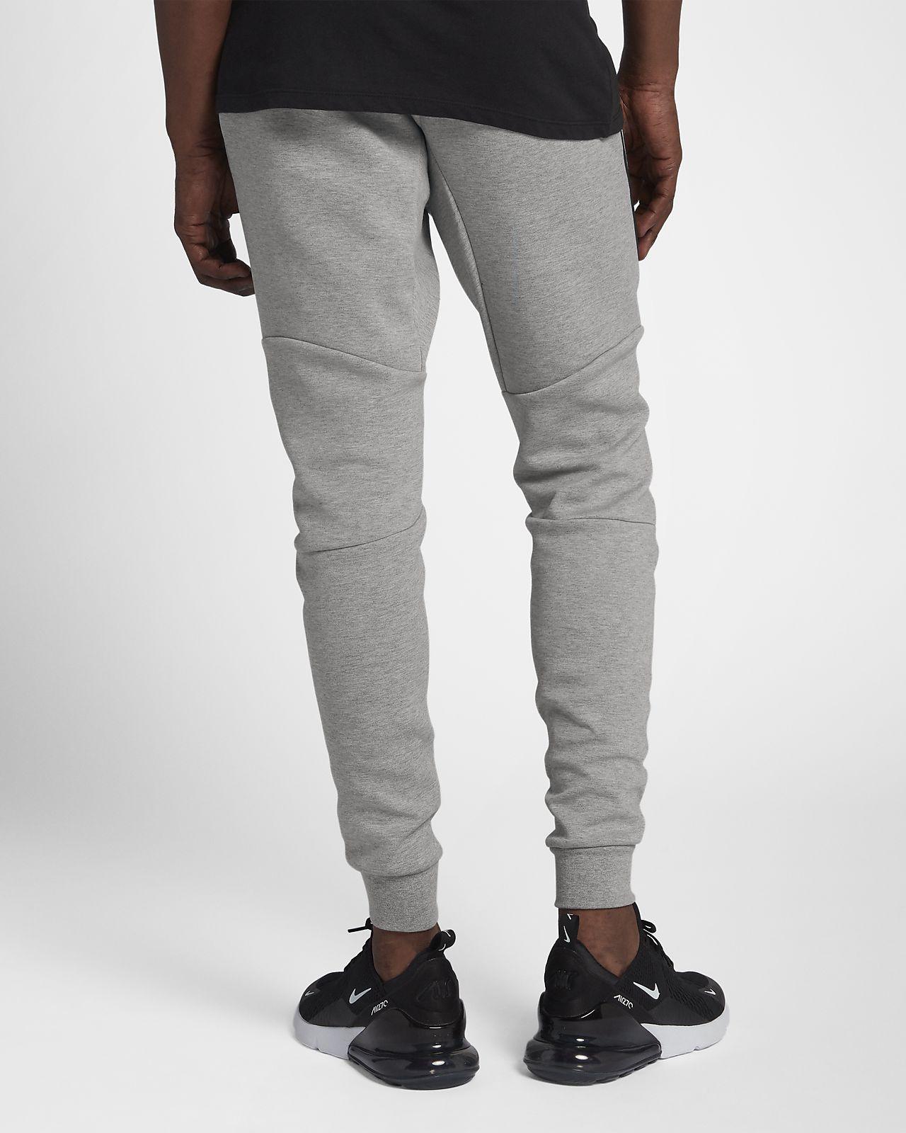 Nike Blue Sportswear Tech Fleece Jogger Pants