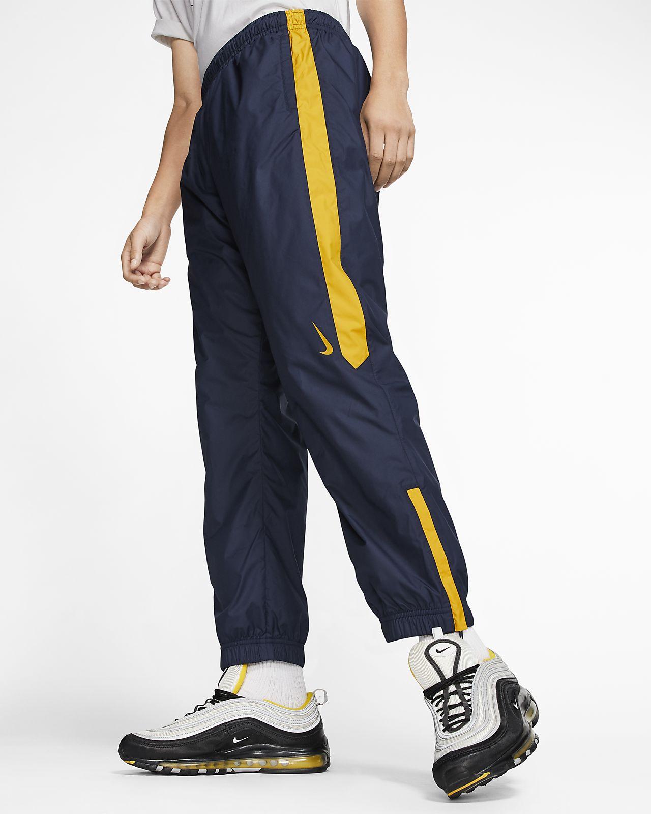 Nike Exclusive Black Polyknit Track Pants in 2019 | Nike