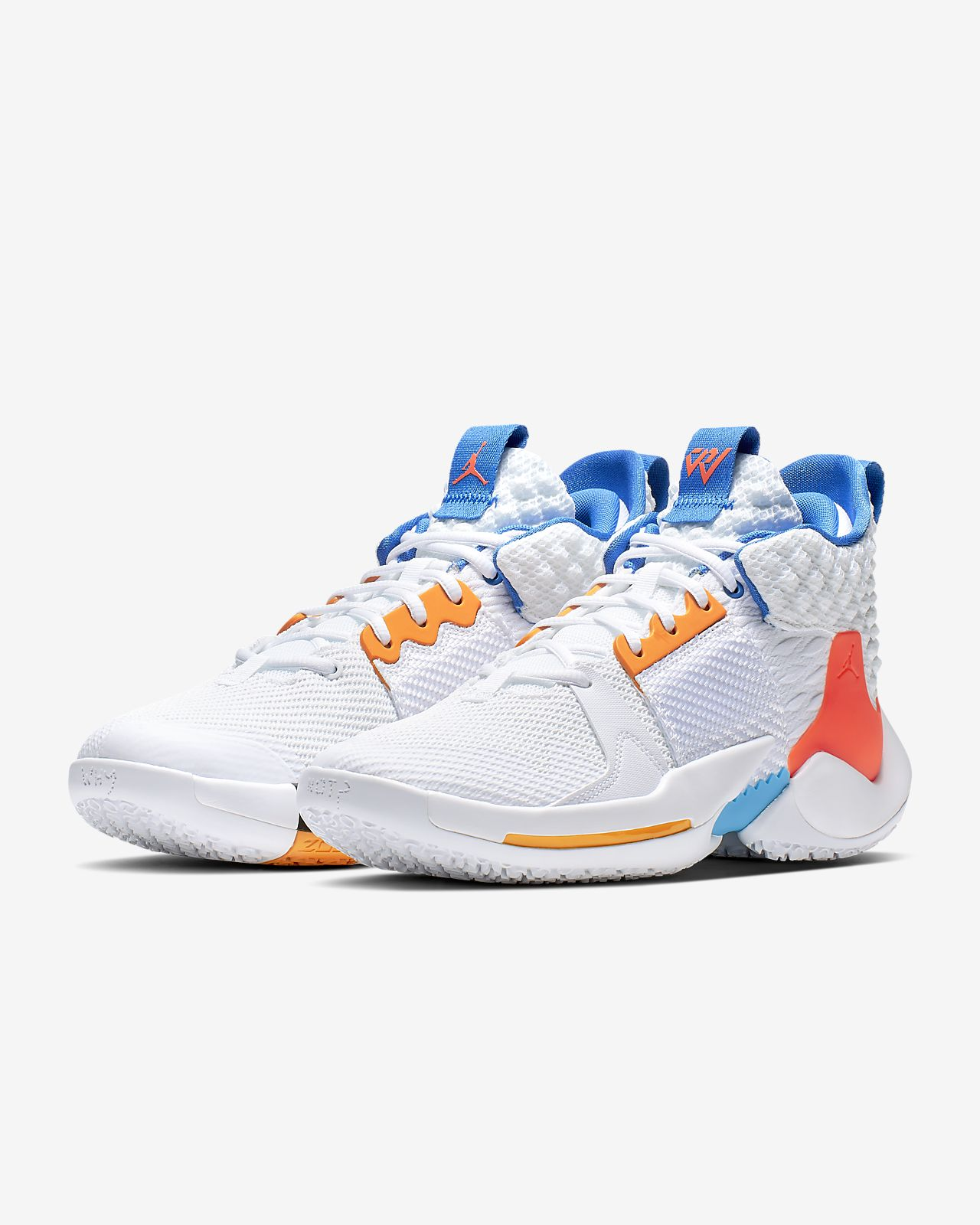 "Jordan ""Why Not?"" Zer0.2 Basketball Shoe"