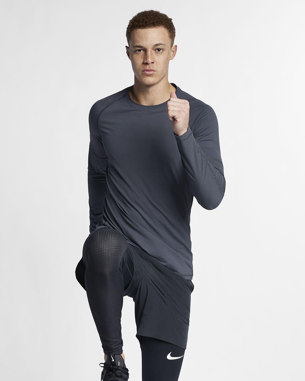 Nike Pro Tech Pack Camiseta de manga larga - Hombre
