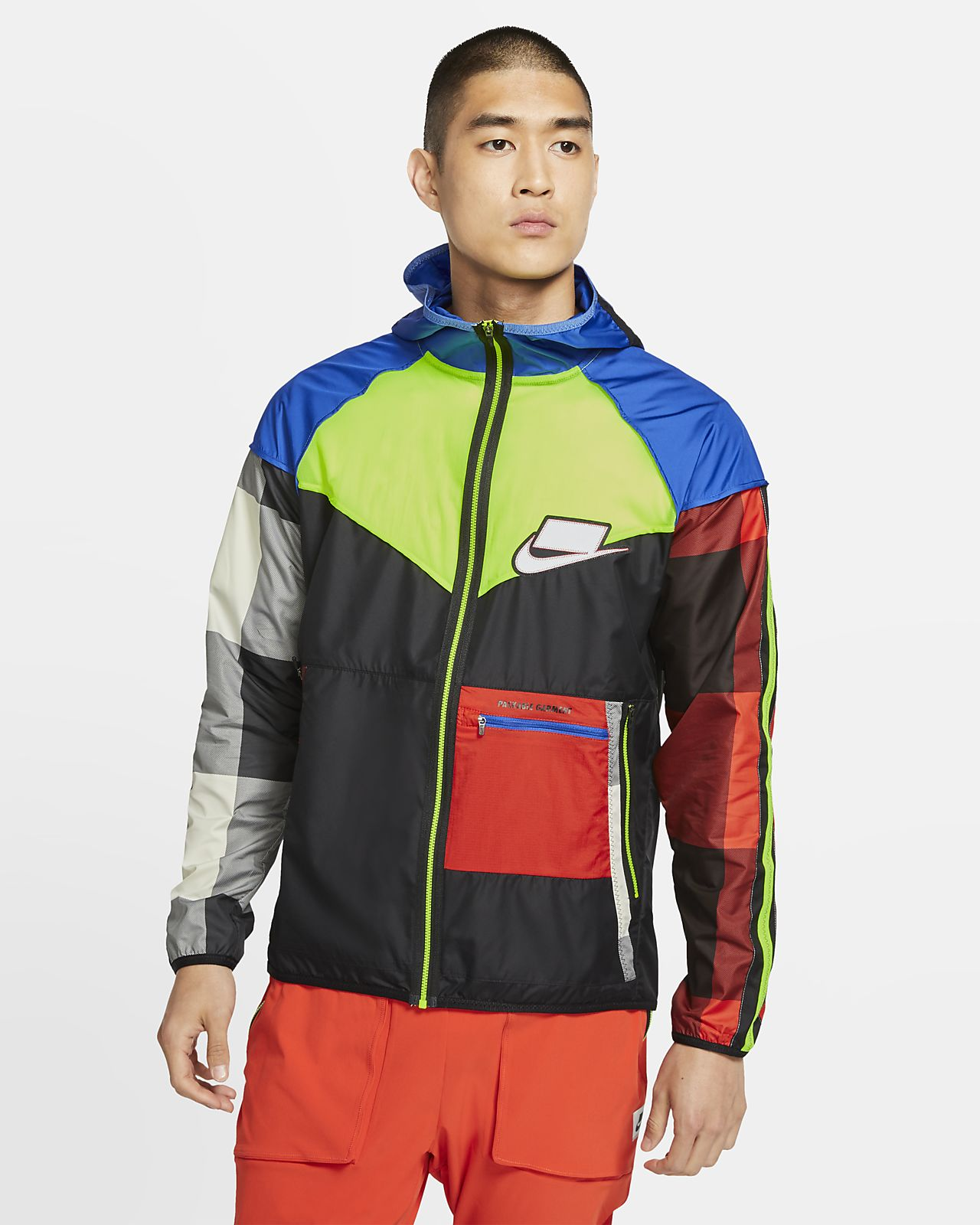 catch discount sale sleek Nike Men's Packable Running Jacket