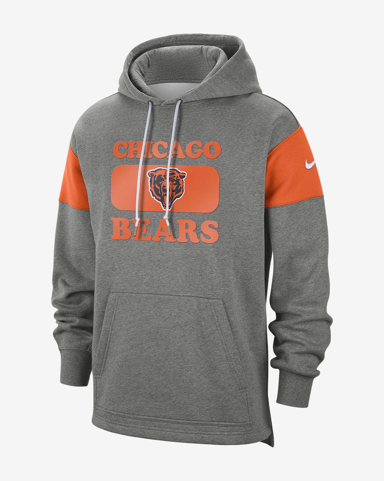 on sale da119 6602d Nike (NFL Bears) Men's Hoodie