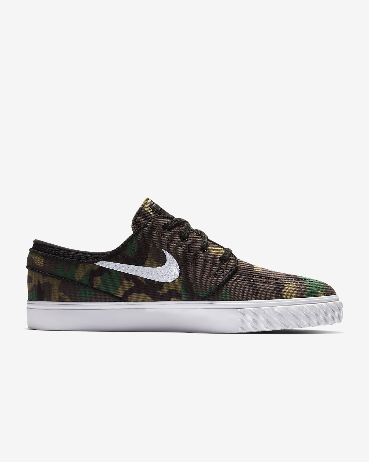 sneakers for cheap 99457 079fd ... Nike SB Zoom Stefan Janoski Canvas Mens Skate Shoe