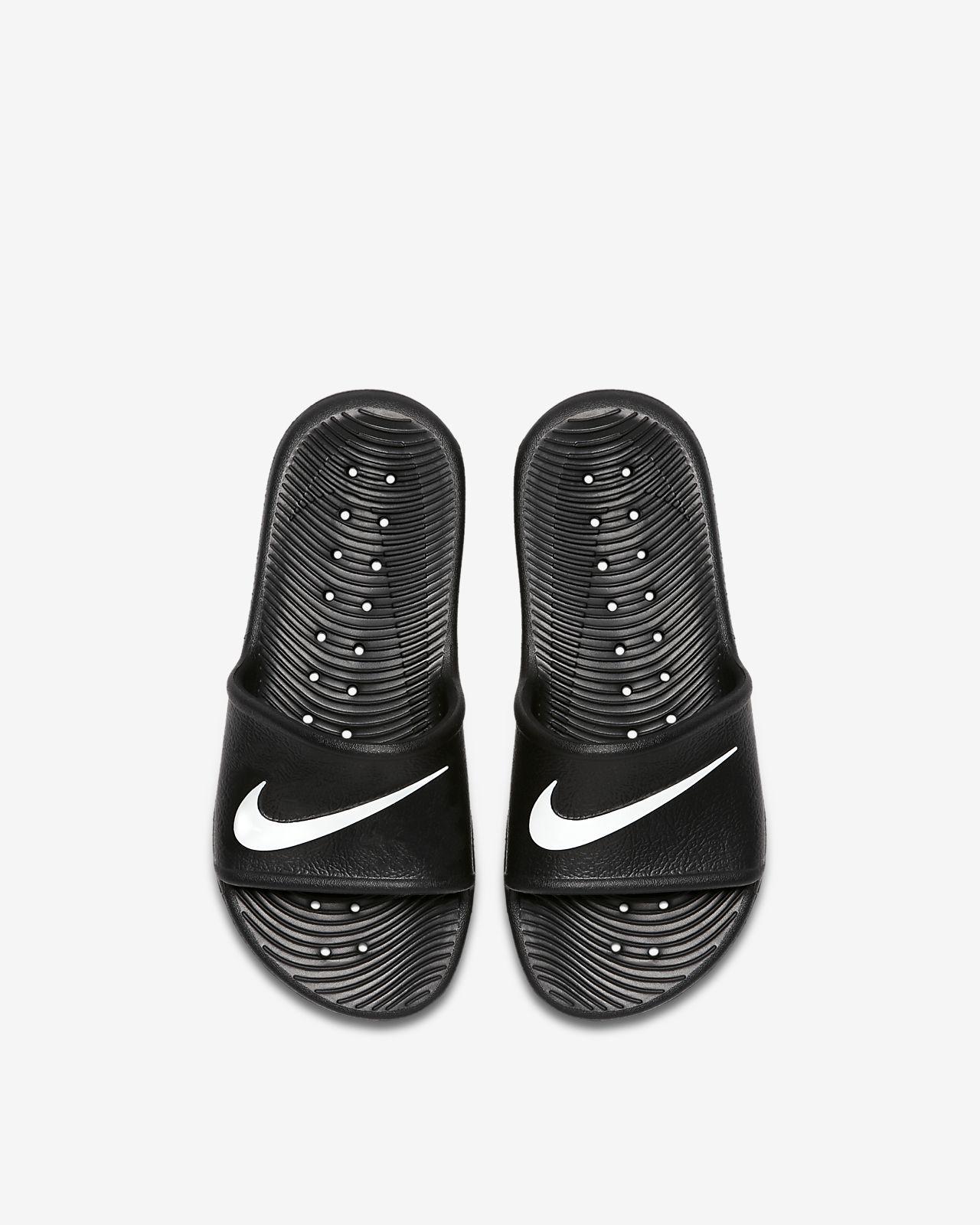 b339fd740729e2 Nike Kawa Shower Older Kids  (Boys ) Slide. Nike.com AU
