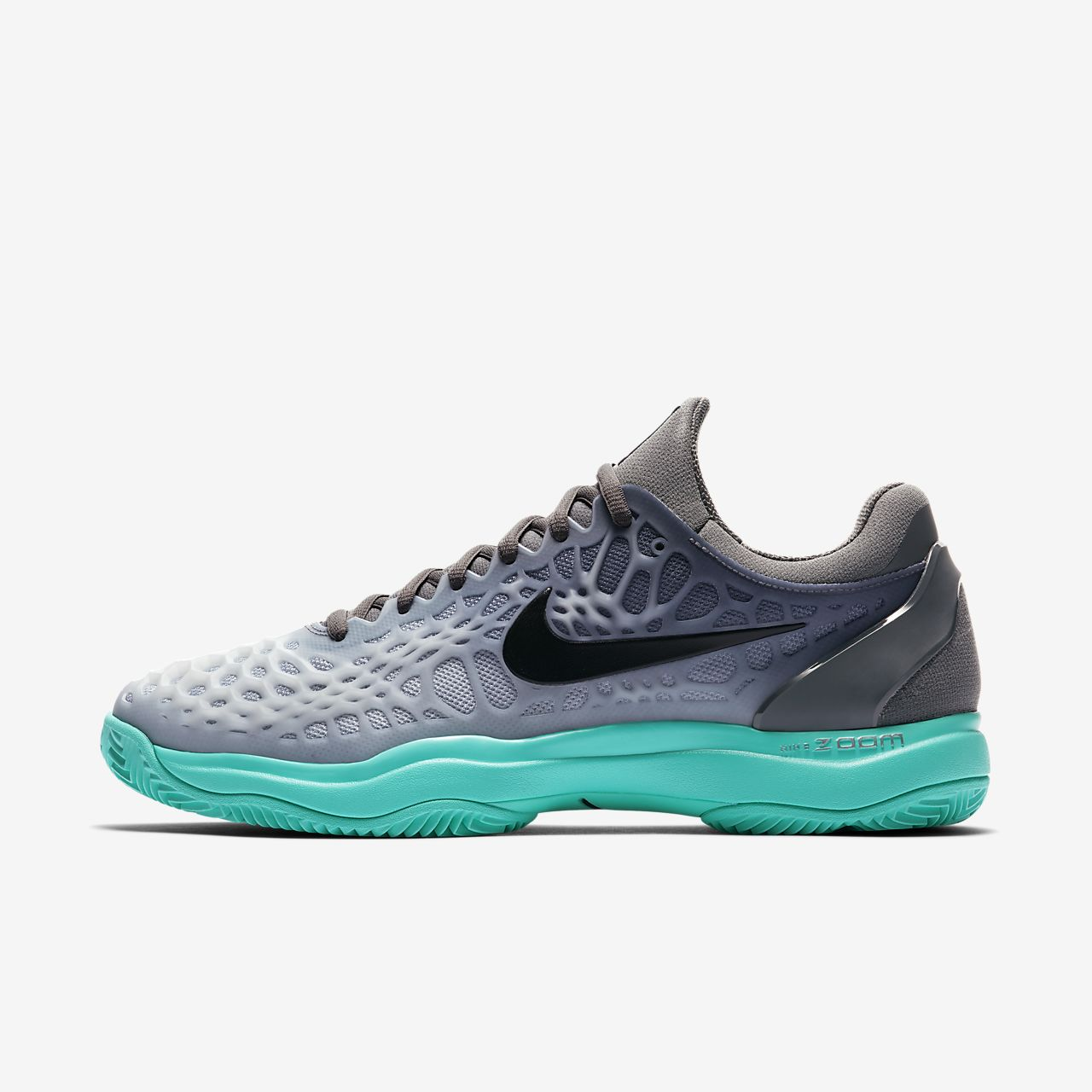 Nike Zoom Cage 3 Clay Mens Tennis Shoe