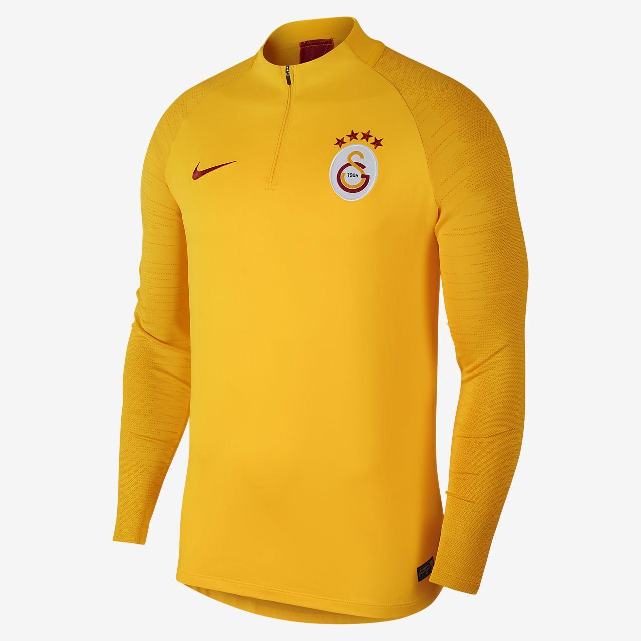 Nike Dri-FIT Galatasaray Strike Erkek Futbol Antrenman Üstü