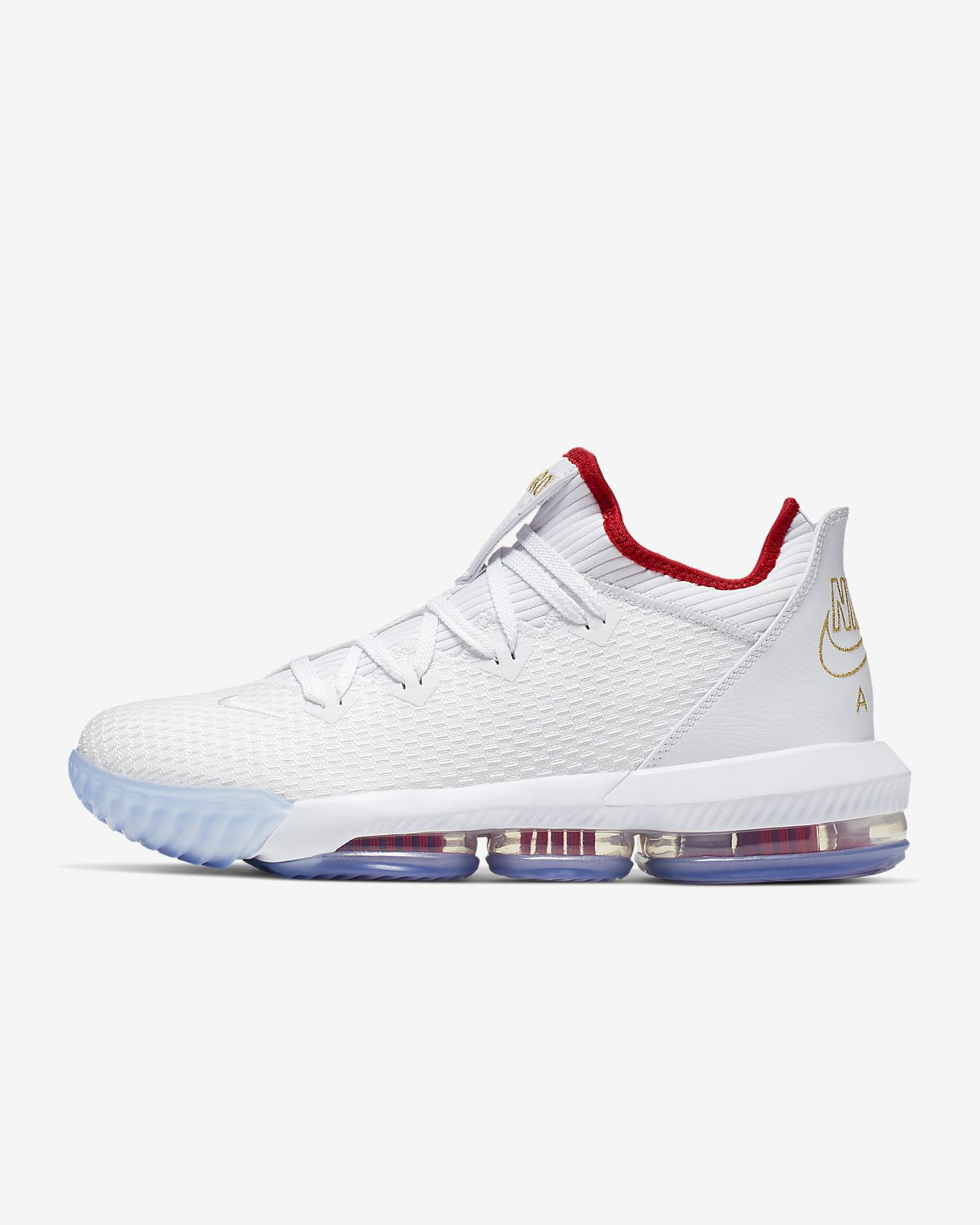 LeBron 16 Low Basketballschuh
