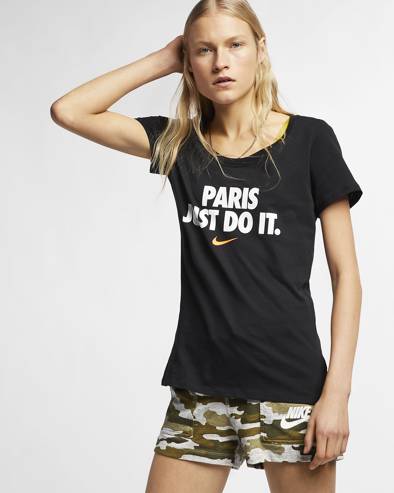 nike femme paris