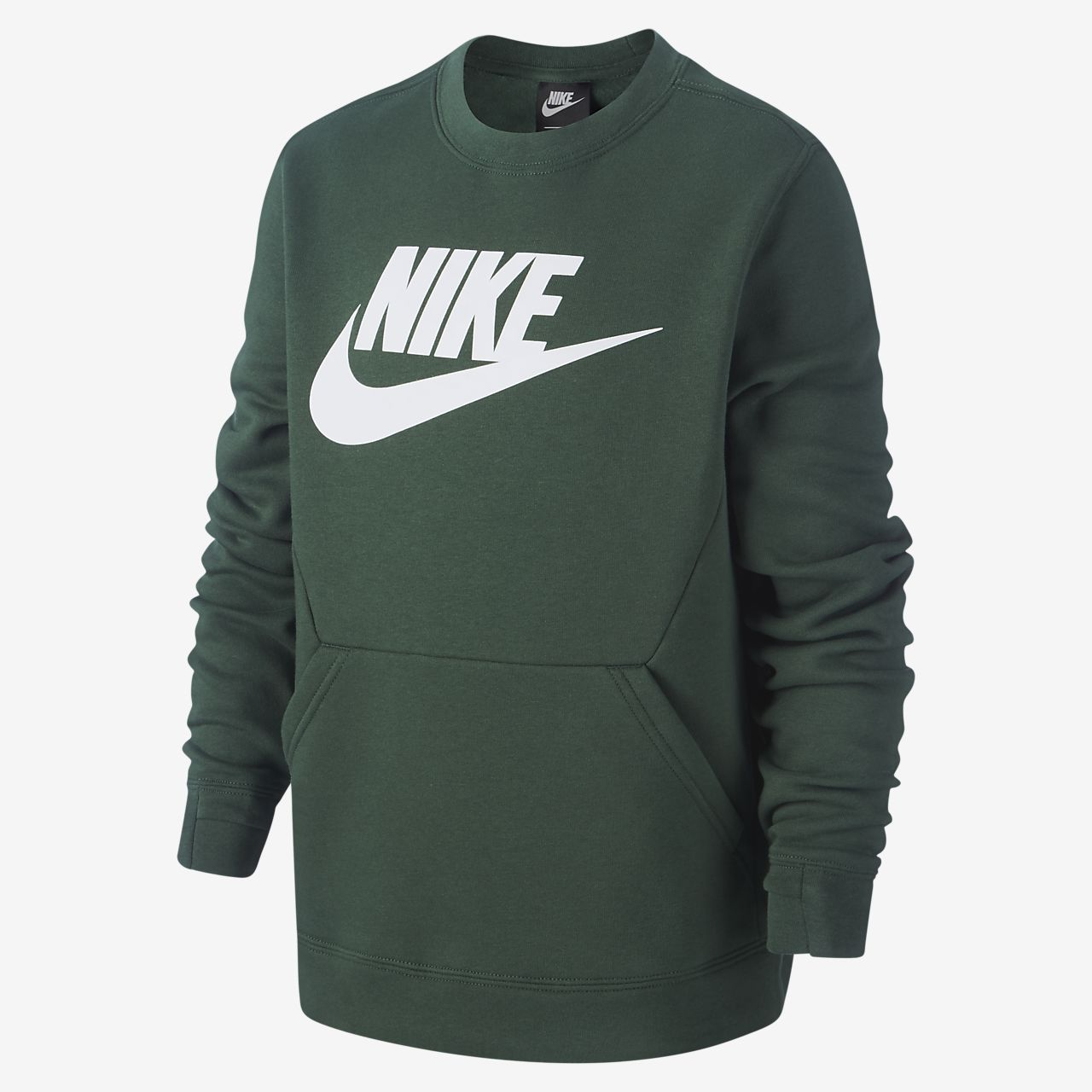fd9d9d2b929d Nike Sportswear Club Fleece Older Kids  Crew. Nike.com CH