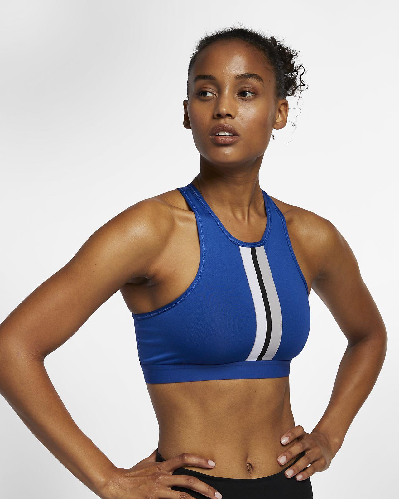 5b53956664 Nike Women s Medium Support Sports Bra. Nike.com AU