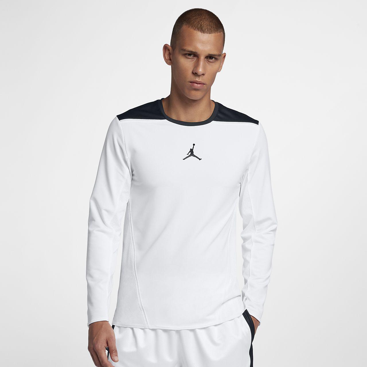 Мужская баскетбольная футболка для разминки Jordan Ultimate Flight ... dc83a5ebdfe