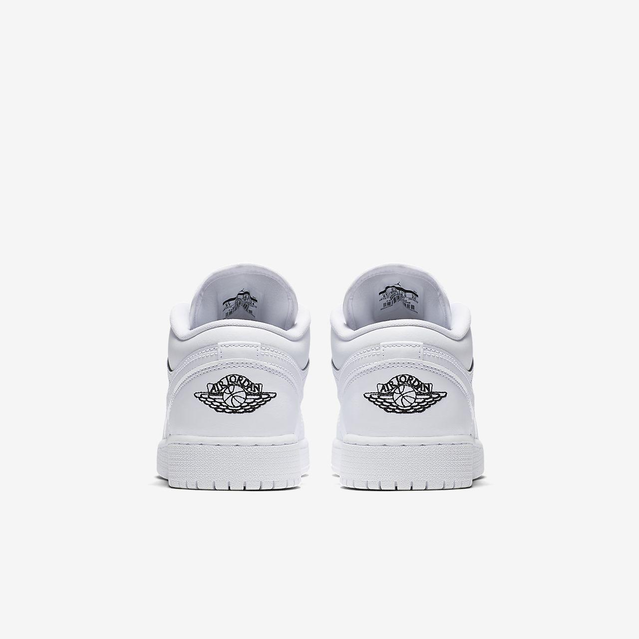 the latest 6e0e6 afde2 ... Air Jordan 1 Low Older Kids  Shoe