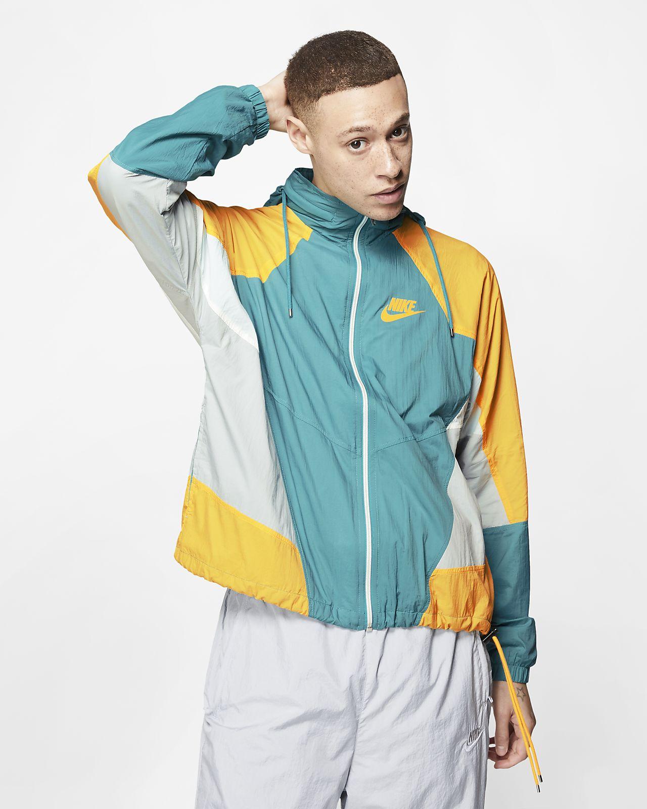 Nike Sportswear Jaqueta amb caputxa de teixit Woven - Home