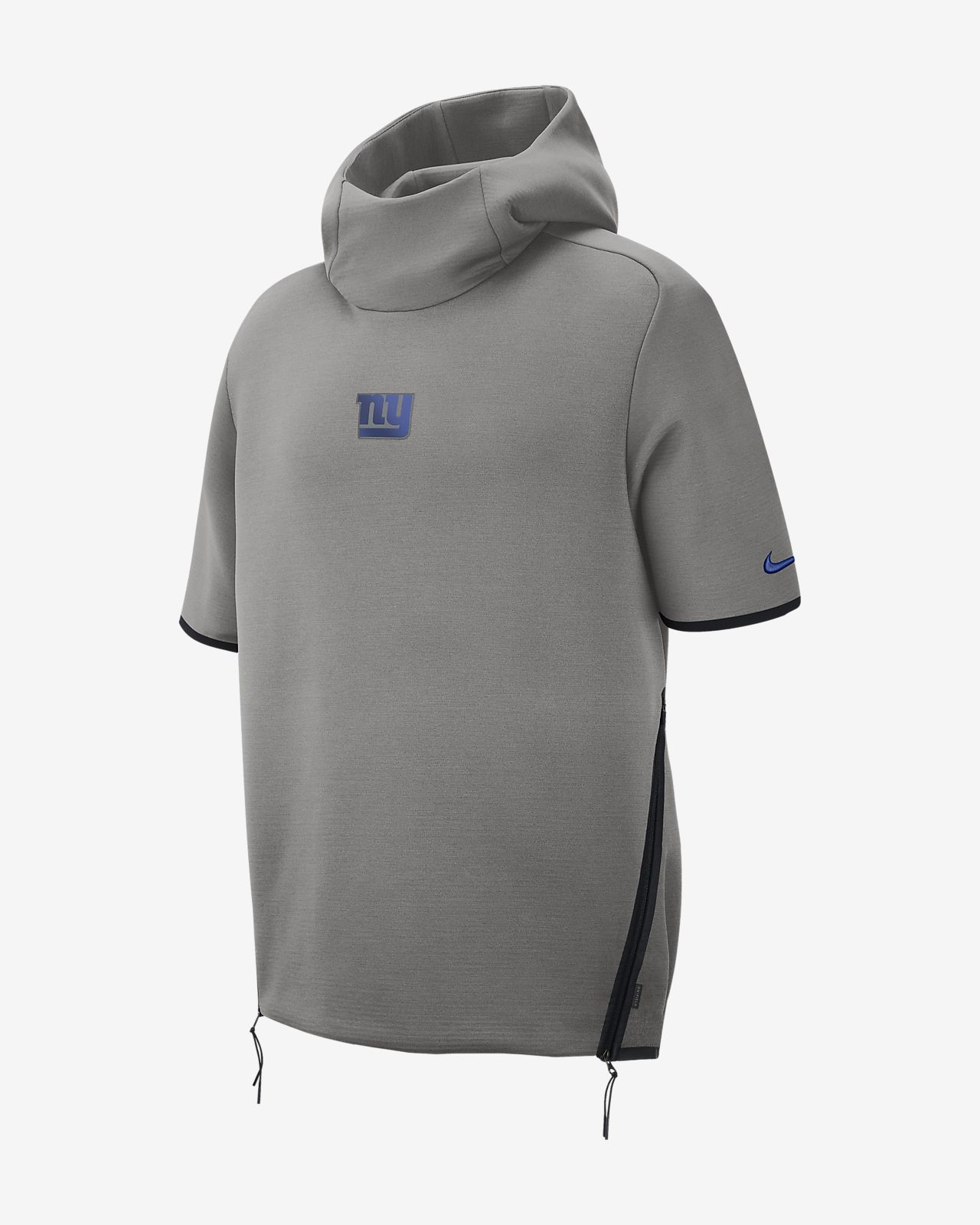 premium selection 092b9 f7ab7 Nike Showout (NFL Giants) Men's Short-Sleeve Hoodie