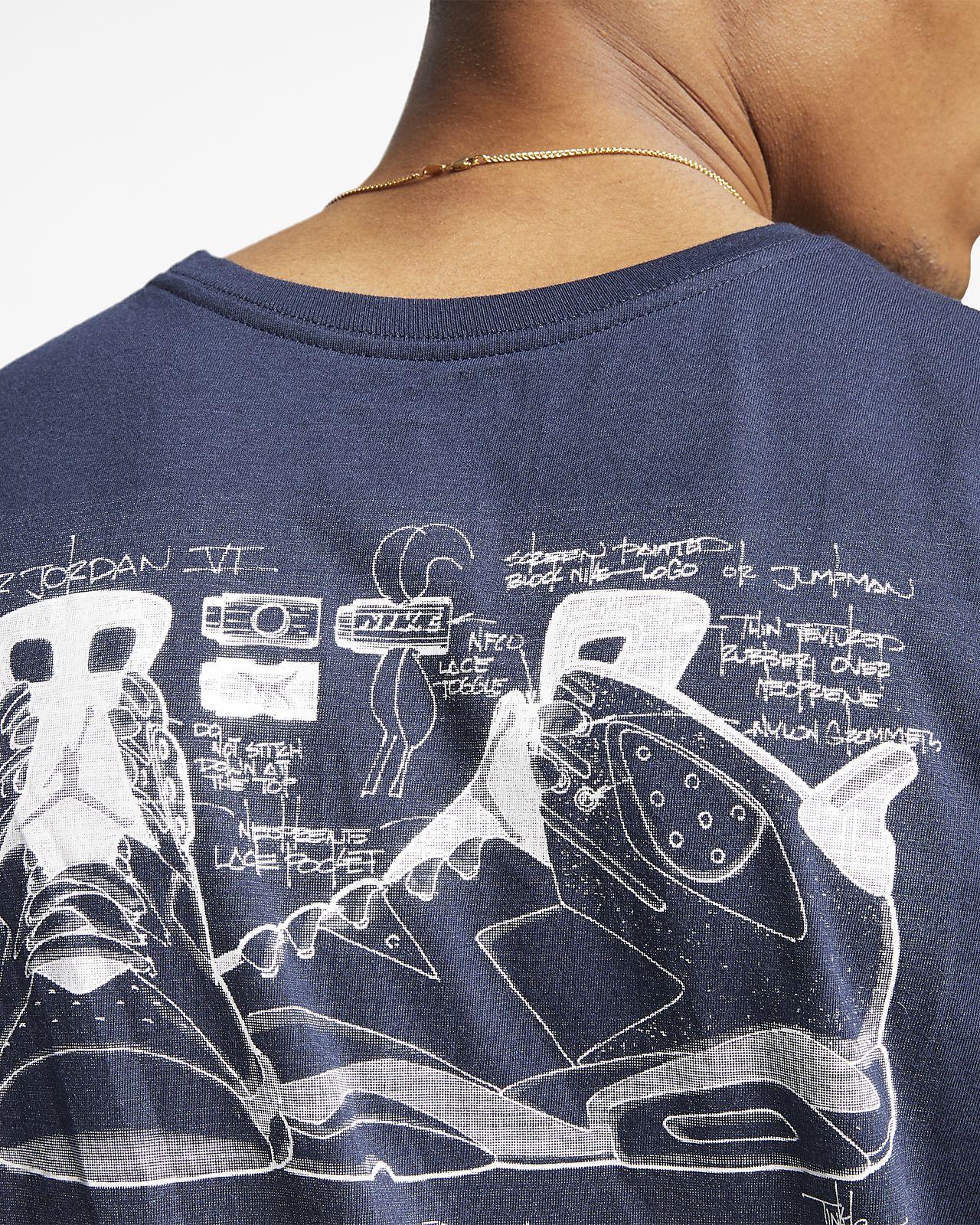 watch c42dc ea239 ... Jordan Legacy AJ 6 Tinker Men s T-Shirt