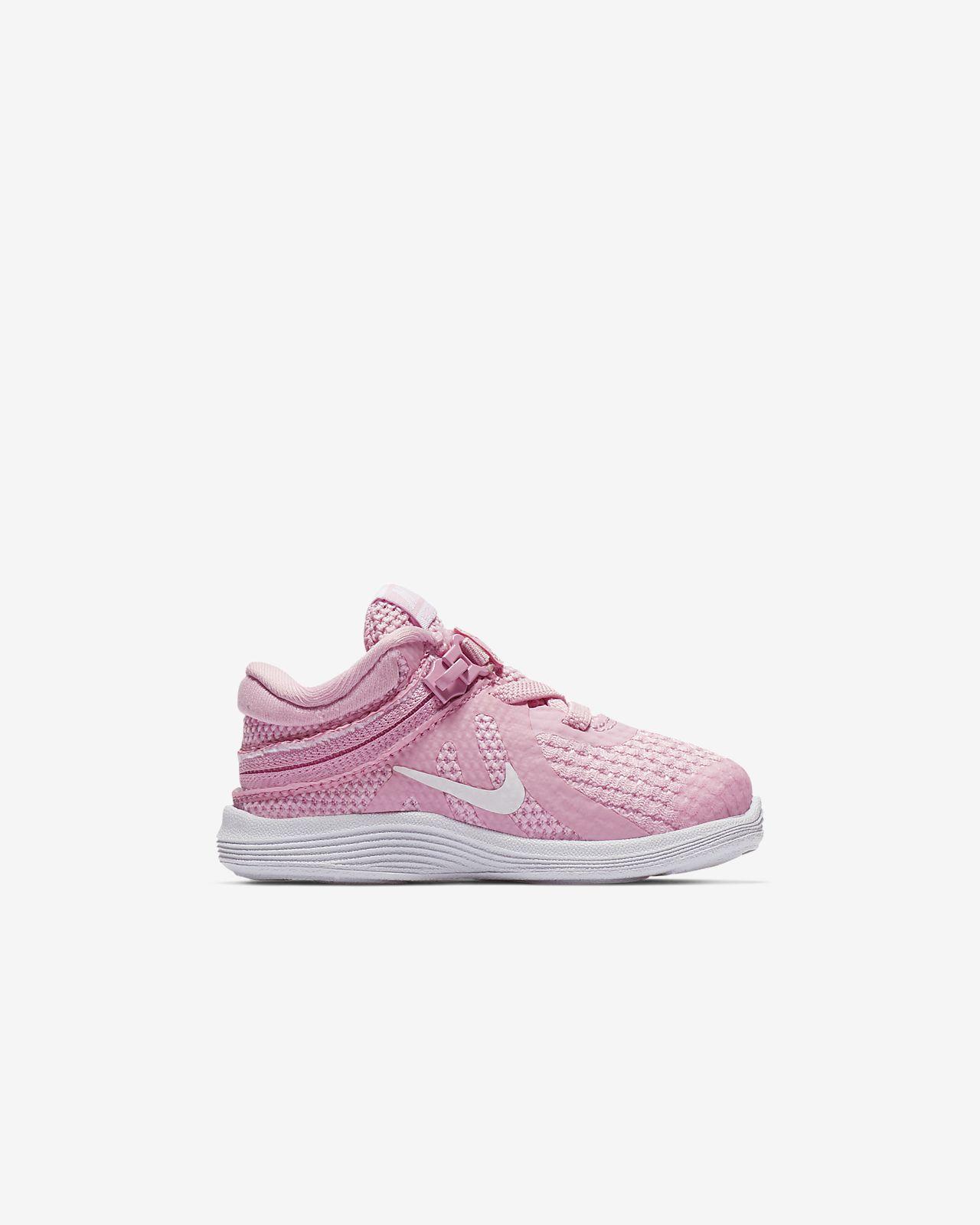 0f84b67449ed6 Nike Revolution 4 FlyEase Baby  amp  Toddler Shoe. Nike.com AU