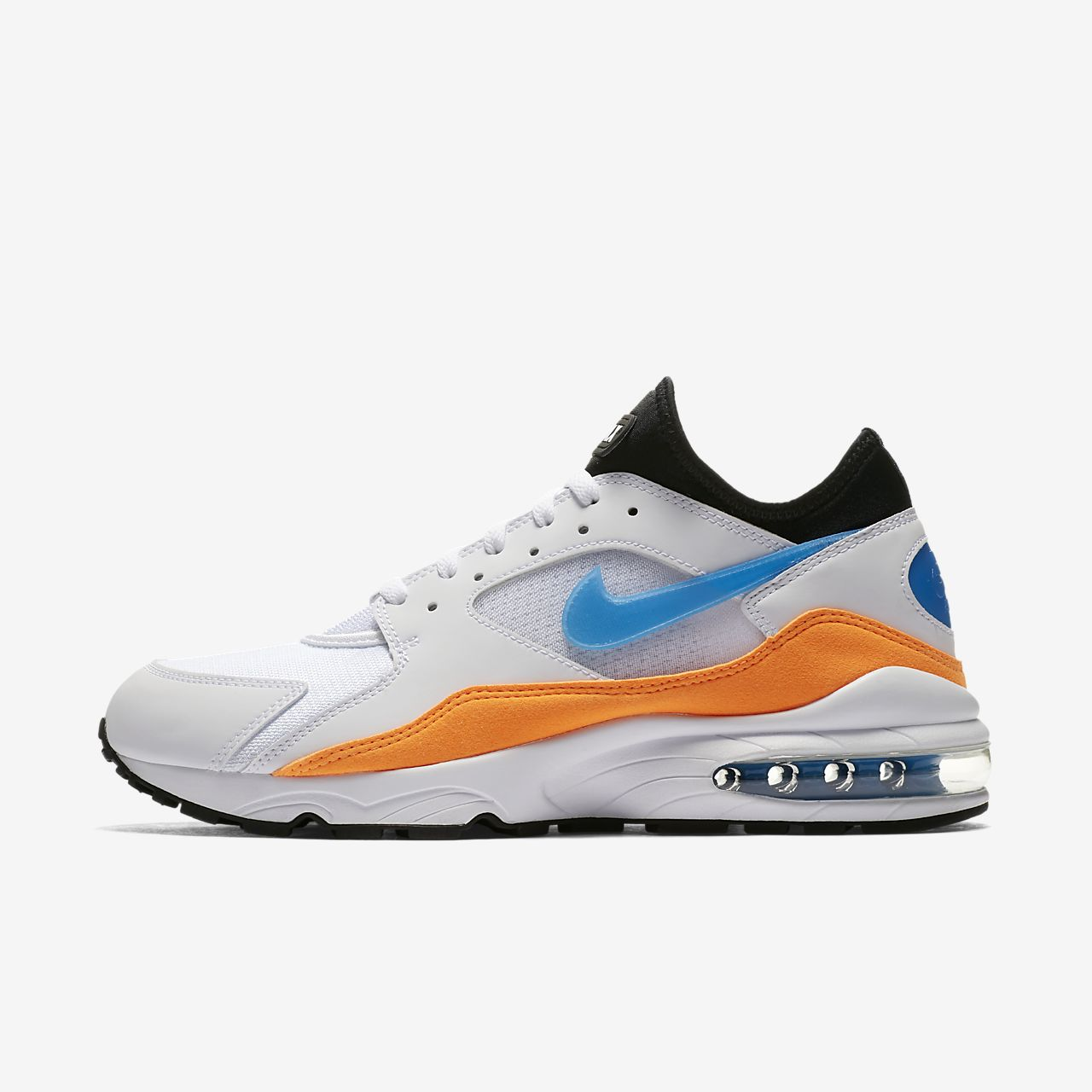 Scarpa Nike Air Max 93 - Uomo. Nike.com IT 43796305bd3