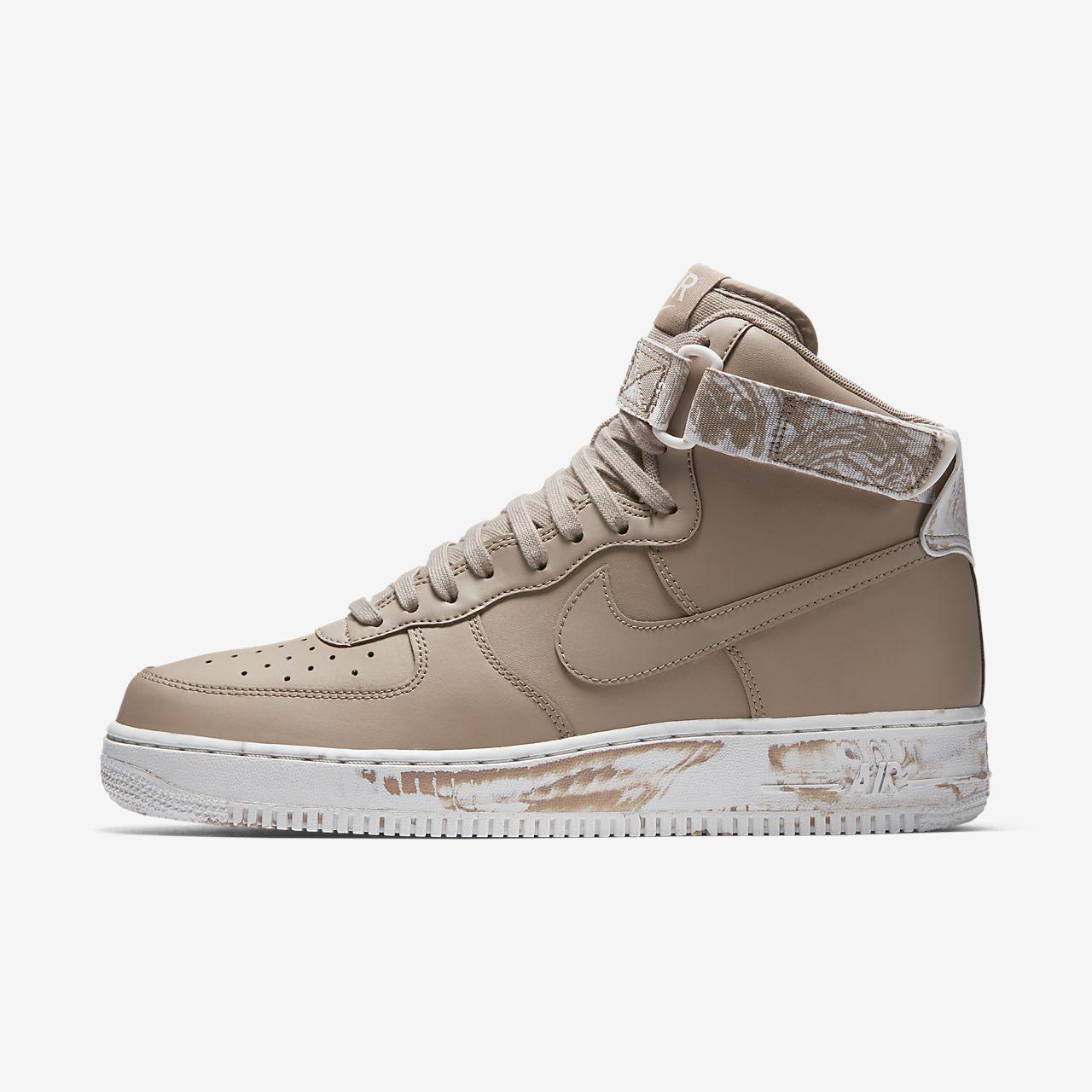 nike air force 1 high khaki