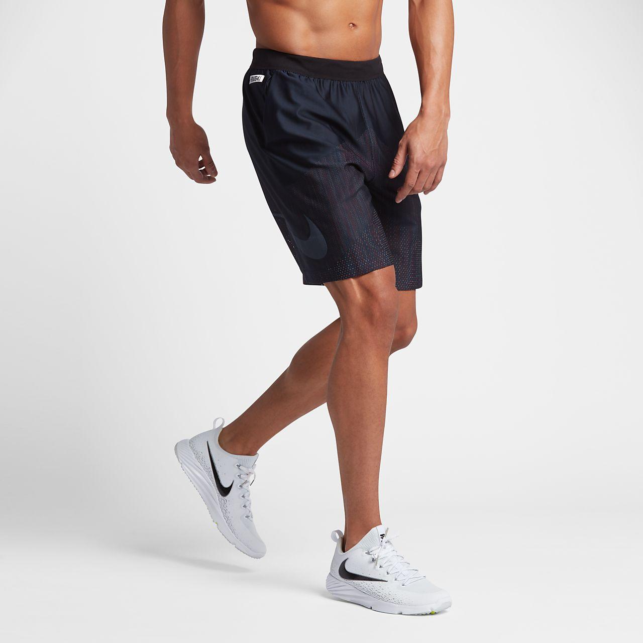"""Nike Men's 10"""" Football Shorts. Nike.com"""