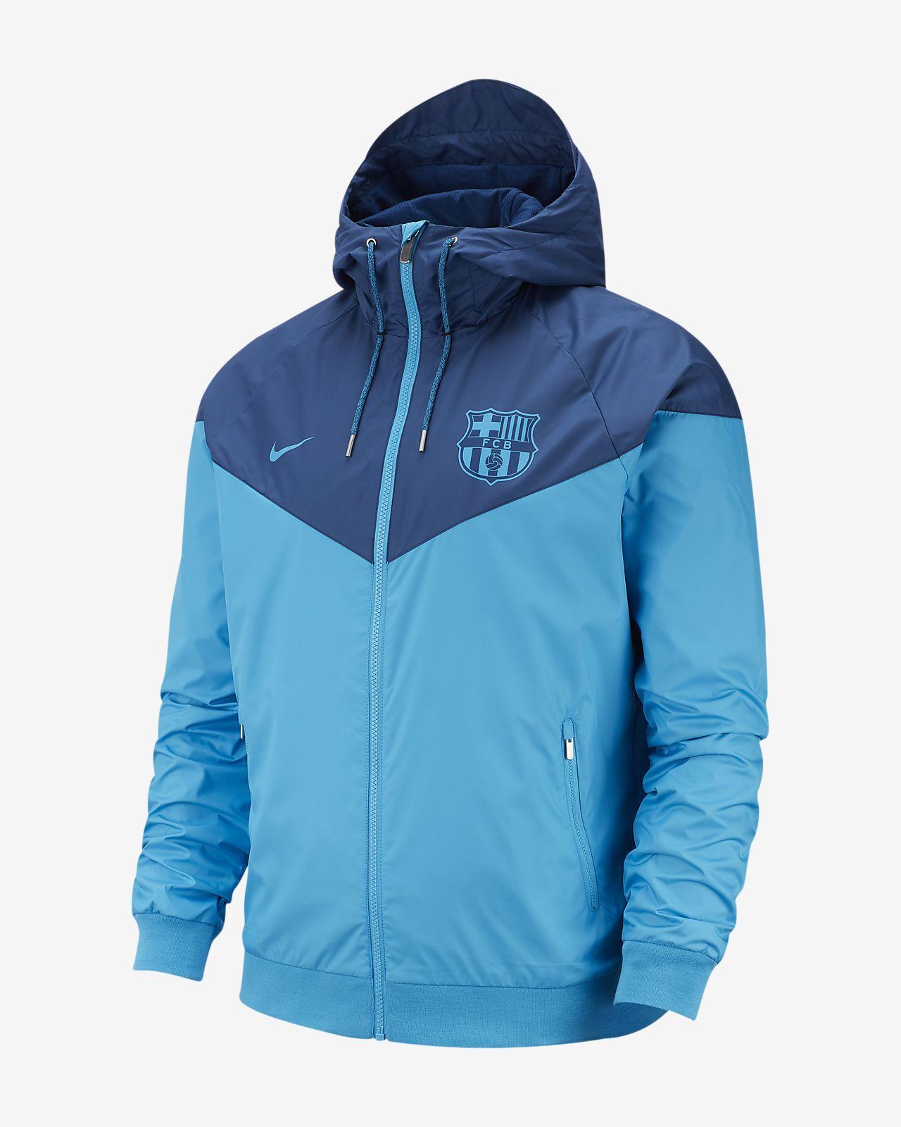 FC Barcelona Windrunner Chaqueta - Hombre. Nike.com ES c53ce9d9249