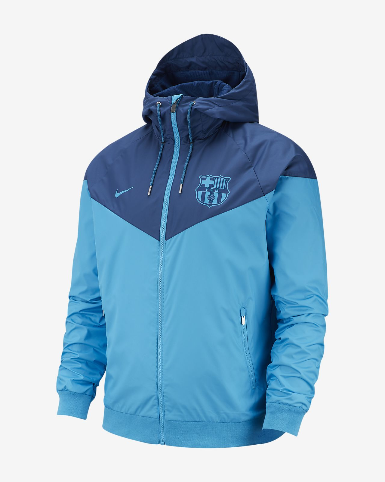 e1b4471f2e014 FC Barcelona Windrunner Chaqueta - Hombre. Nike.com ES