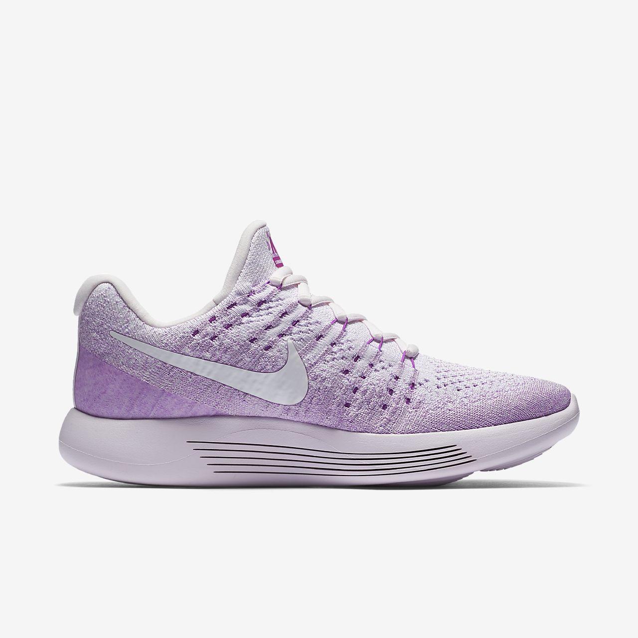 Nike W Nike Lunarepic Low Flyknit Violeta MyZzlL4BY