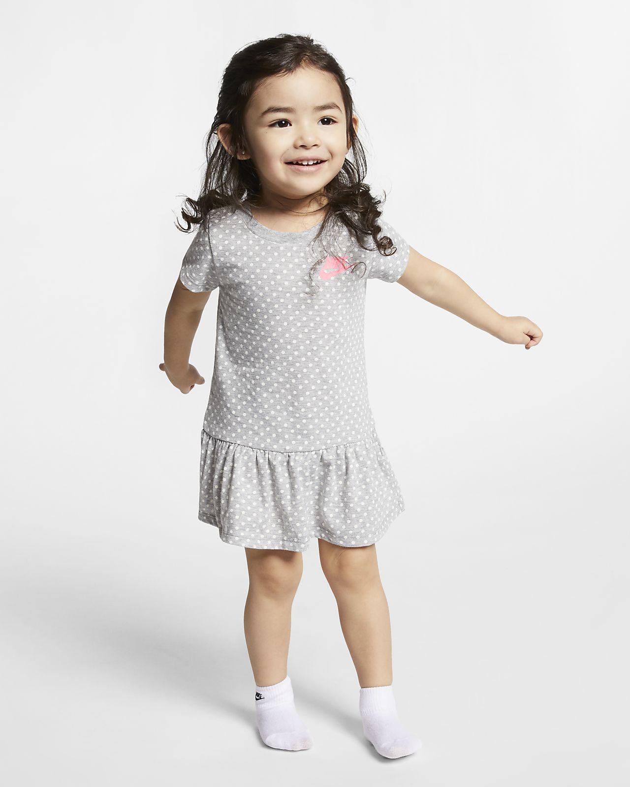 Klänning Nike Sportswear (12-24 mån) för baby