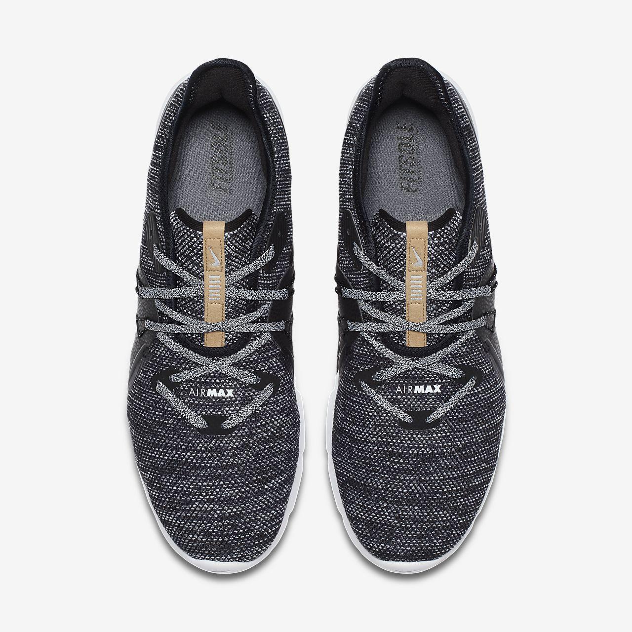 scarpa da running nike air max sequent 3 nerodark grey