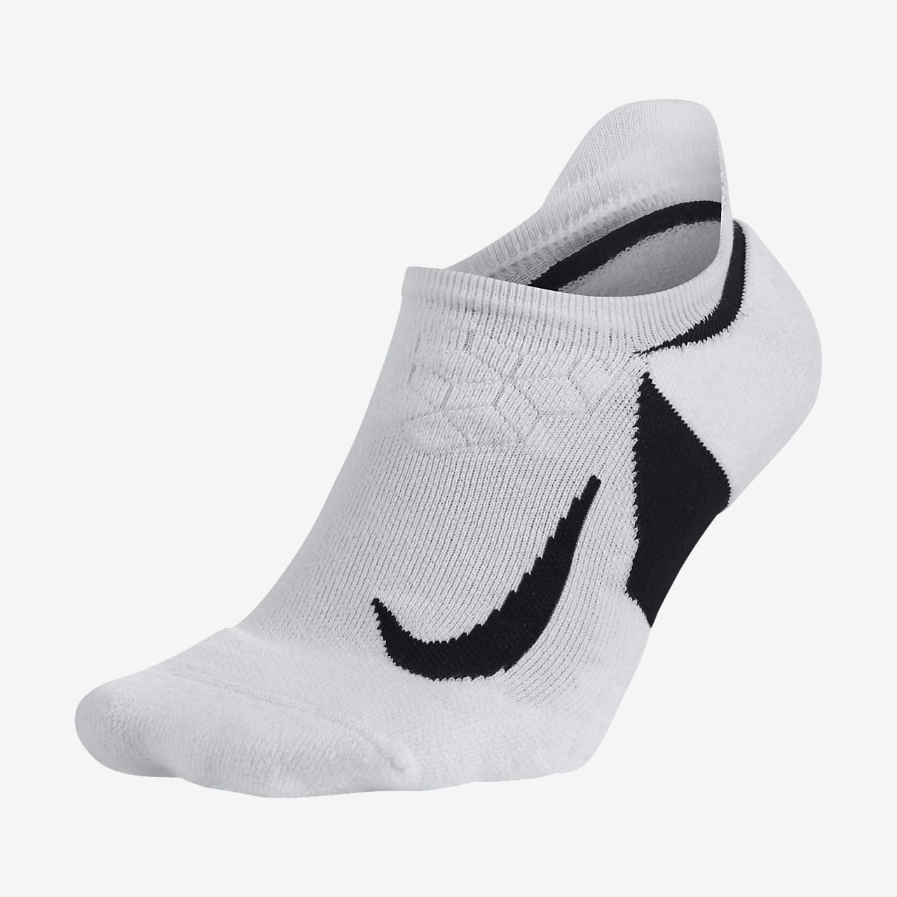 Nike Elite Cushioned No-Show Calcetines de running
