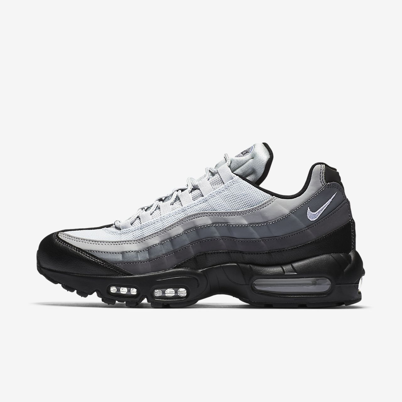 Nike Black And Grey Mlc Shoes