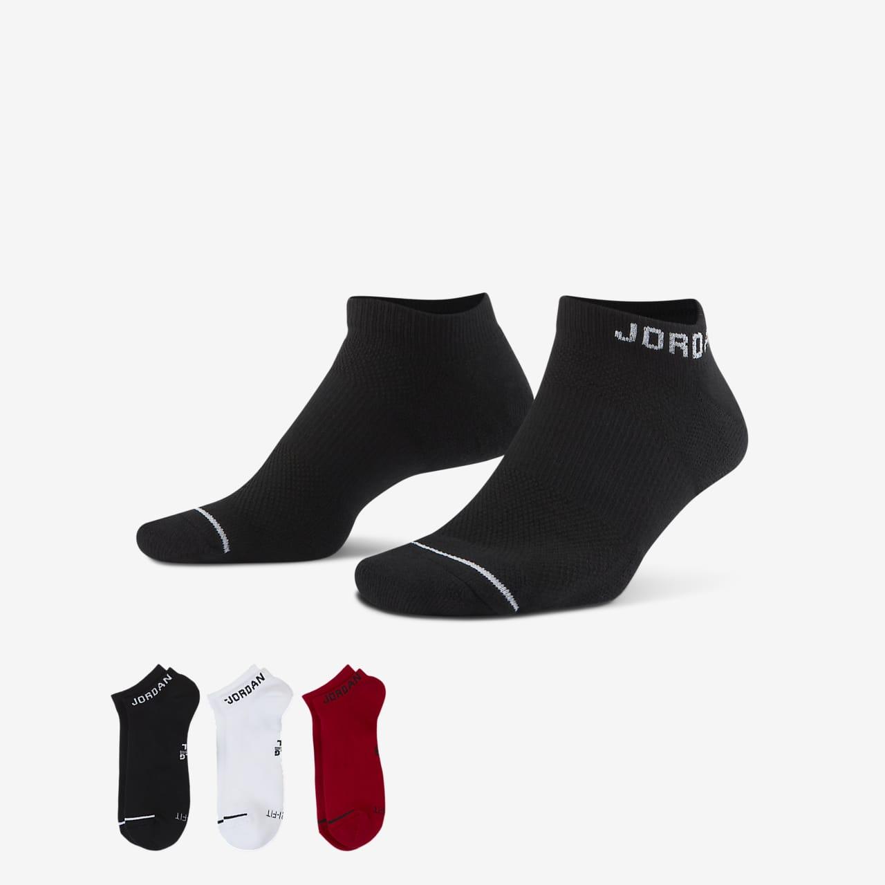 Jordan Jumpman No Show Socks (3 Pair)