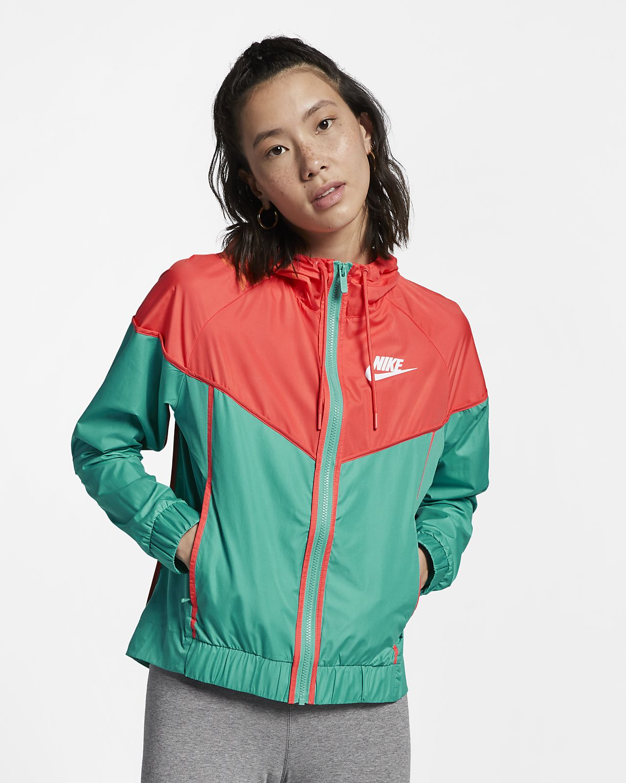 Giacca a vento woven Nike Sportswear Windrunner - Donna