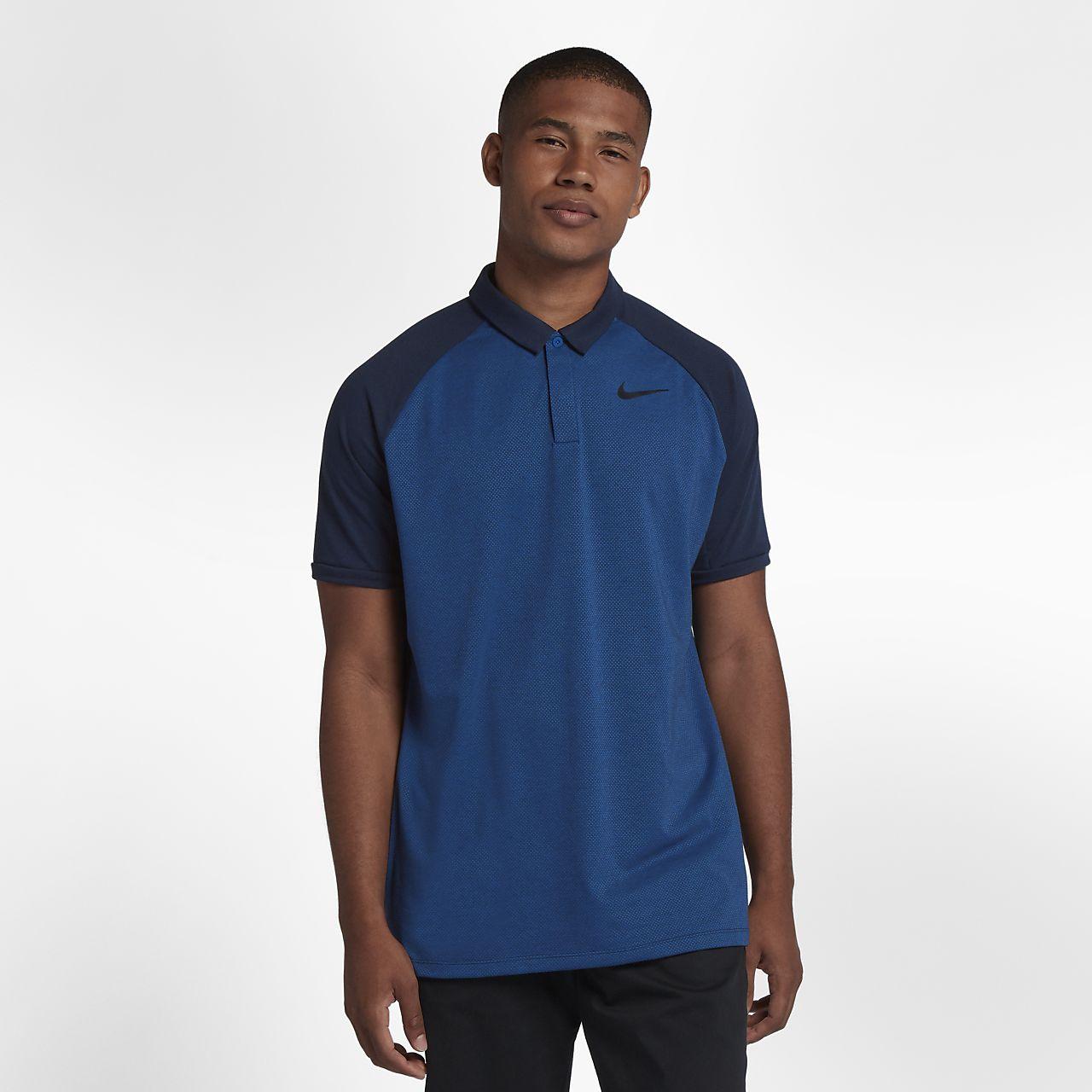 Polo de golf coupe standard Nike Dri-FIT pour Homme