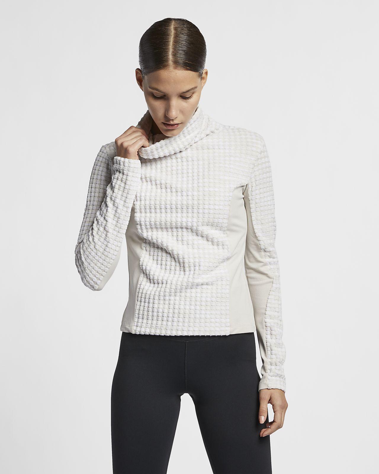 Nike Pro HyperWarm Women's Long Sleeve Top