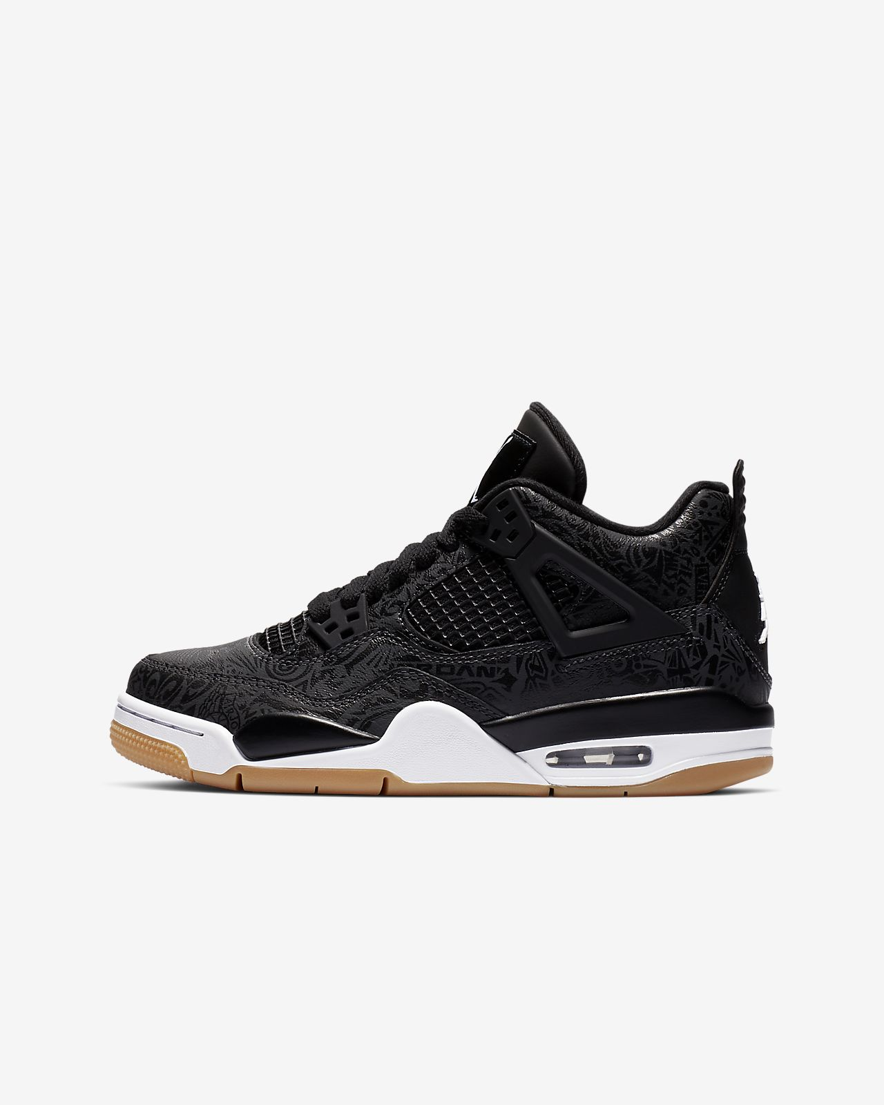info for ea09b 44835 ... Air Jordan 4 Retro SE Big Kids  Shoe