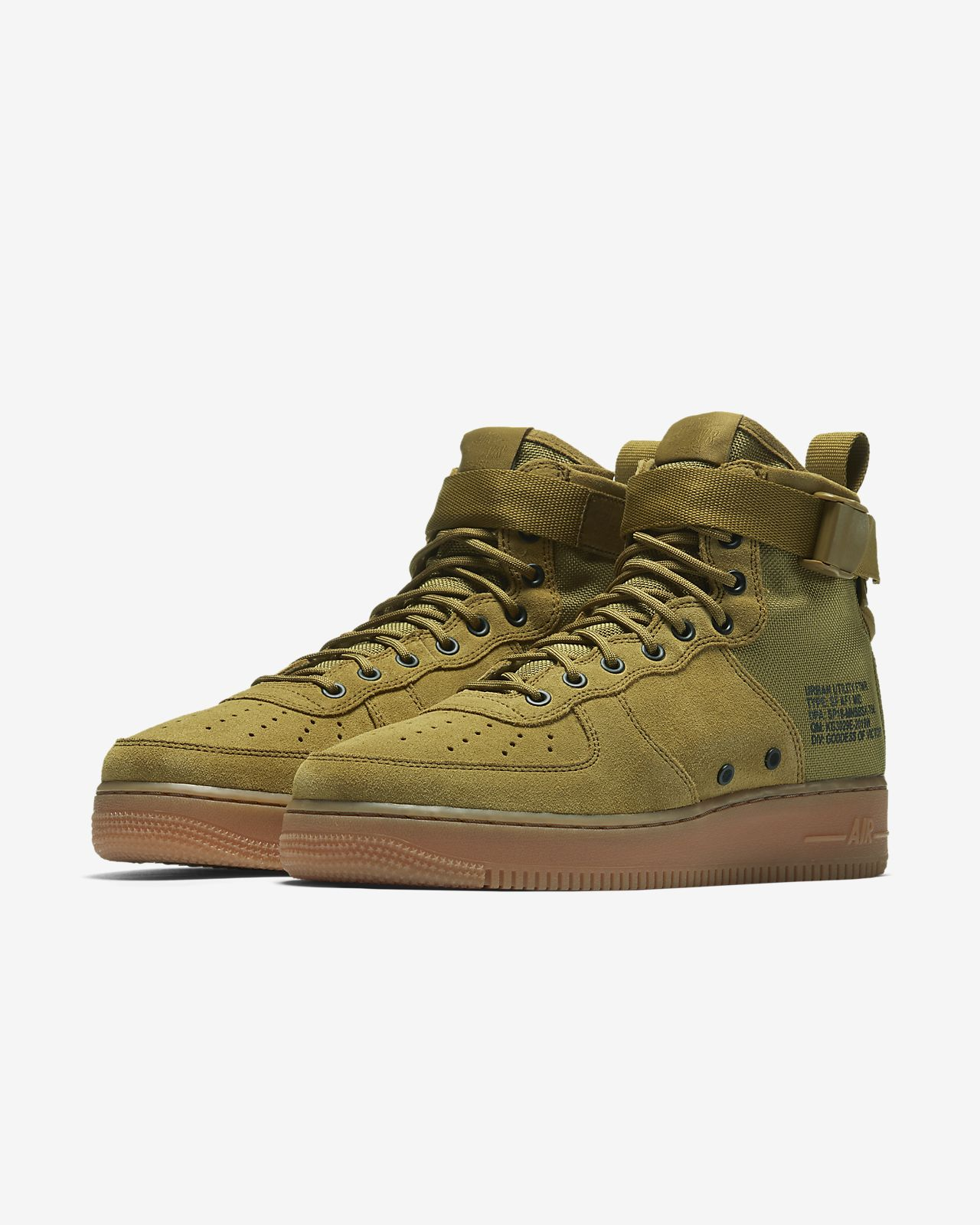 check out d9b49 86ade Nike SF Air Force 1 Mid Men's Shoe