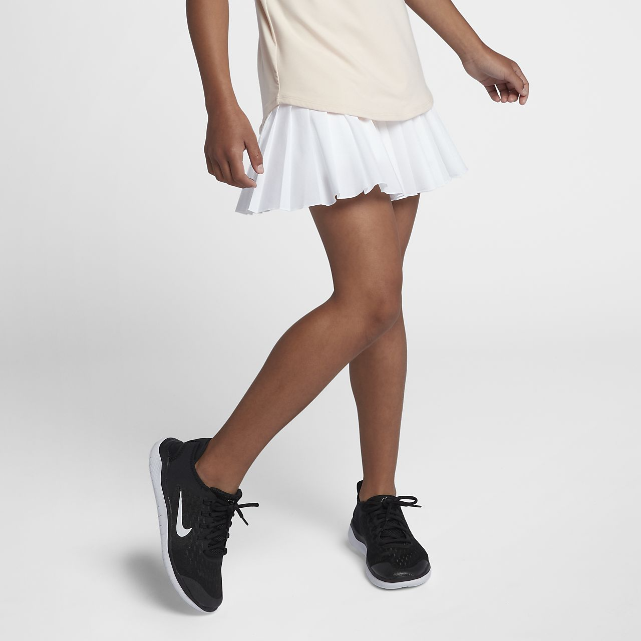 the best attitude 7f827 5c7a0 NikeCourt Victory Older Kids  (Girls ) Tennis Skirt. Nike.com LU