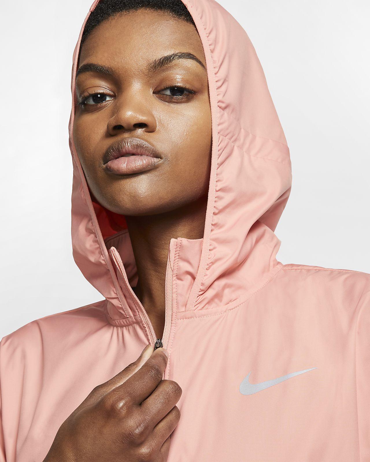 f4cc6b08 Nike Essential nedpakkbar løperegnjakke til dame. Nike.com NO
